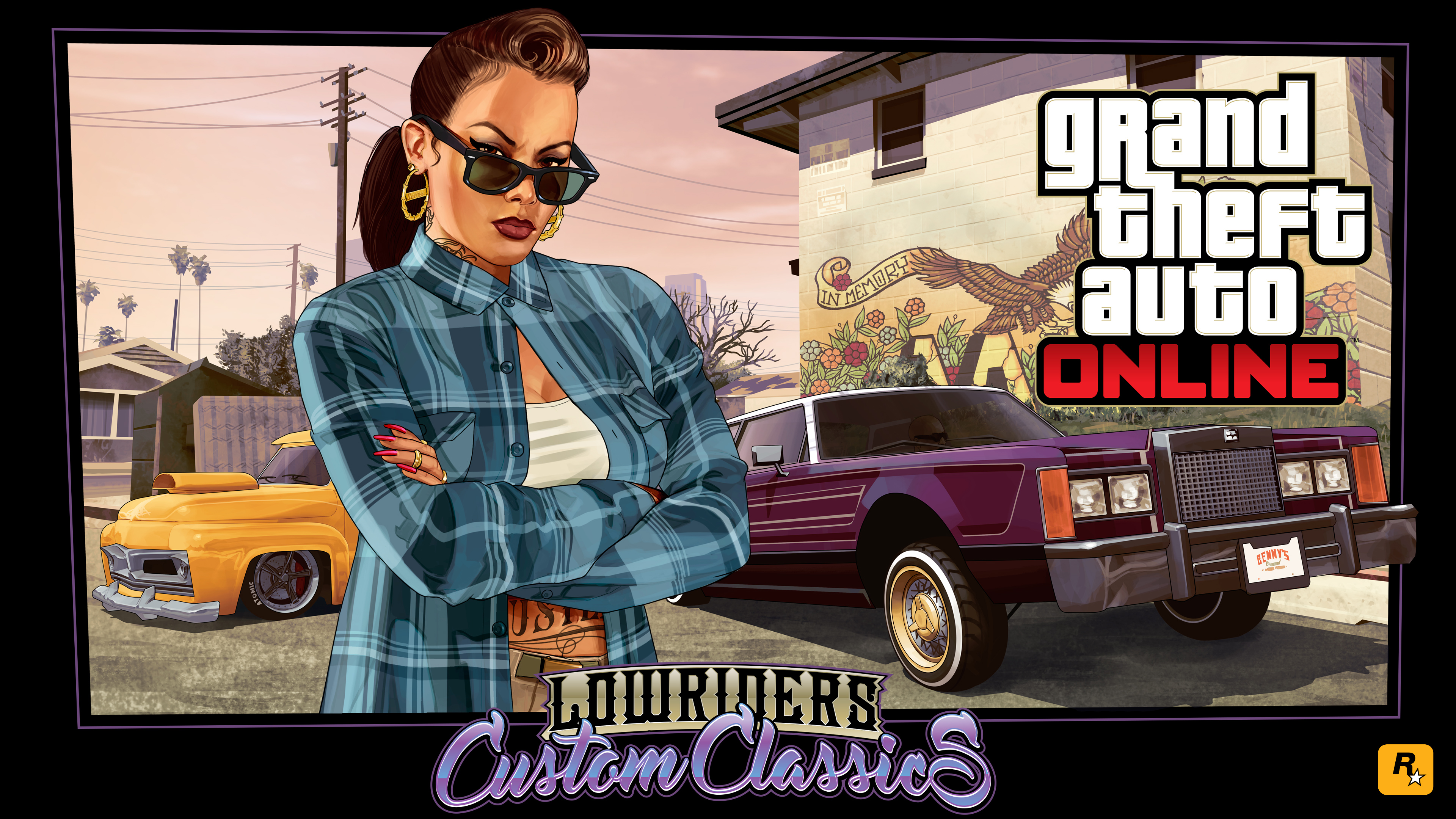 real grand theft auto online game