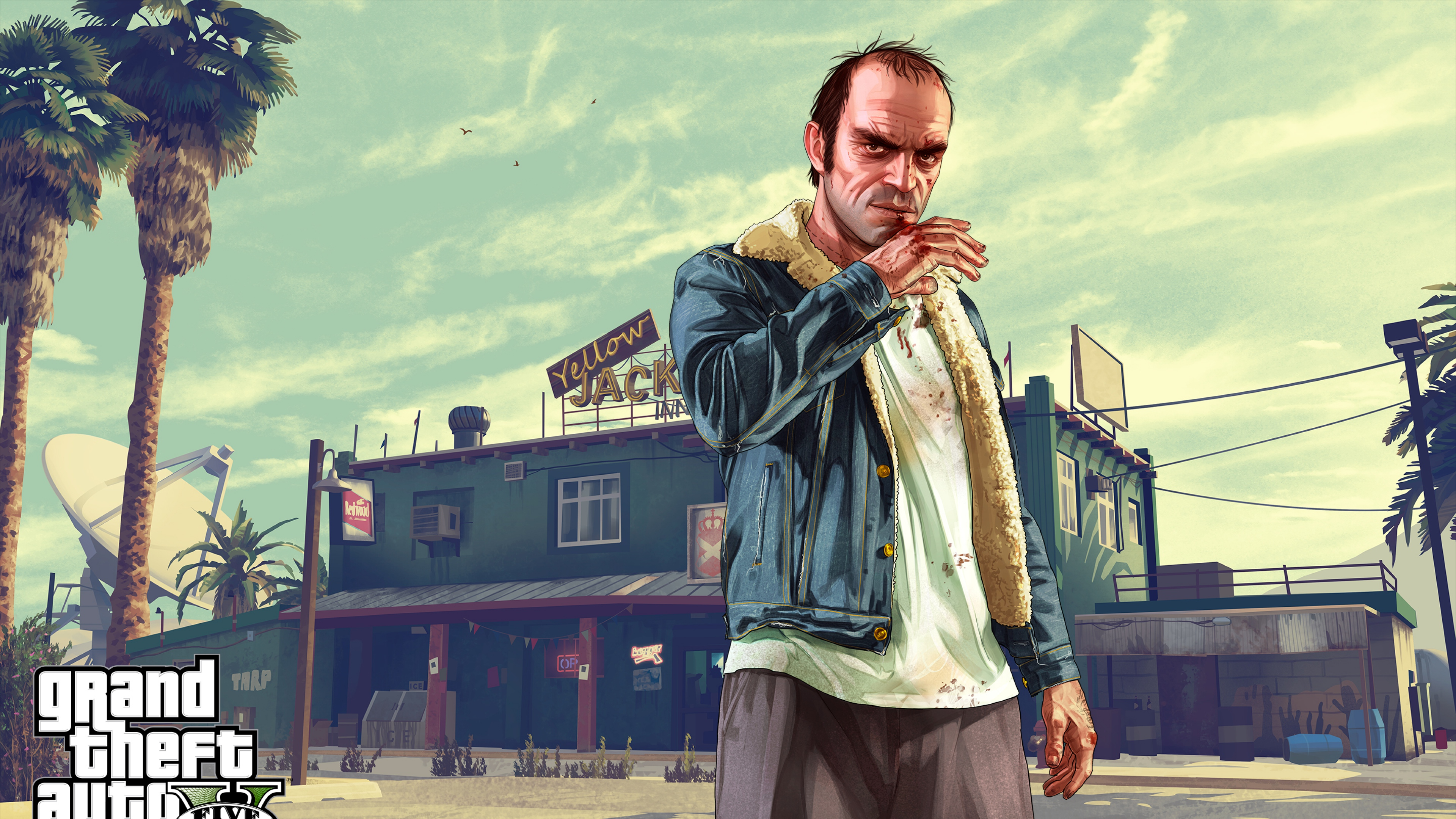 grand theft auto trevor, hd games, 4k wallpapers, images