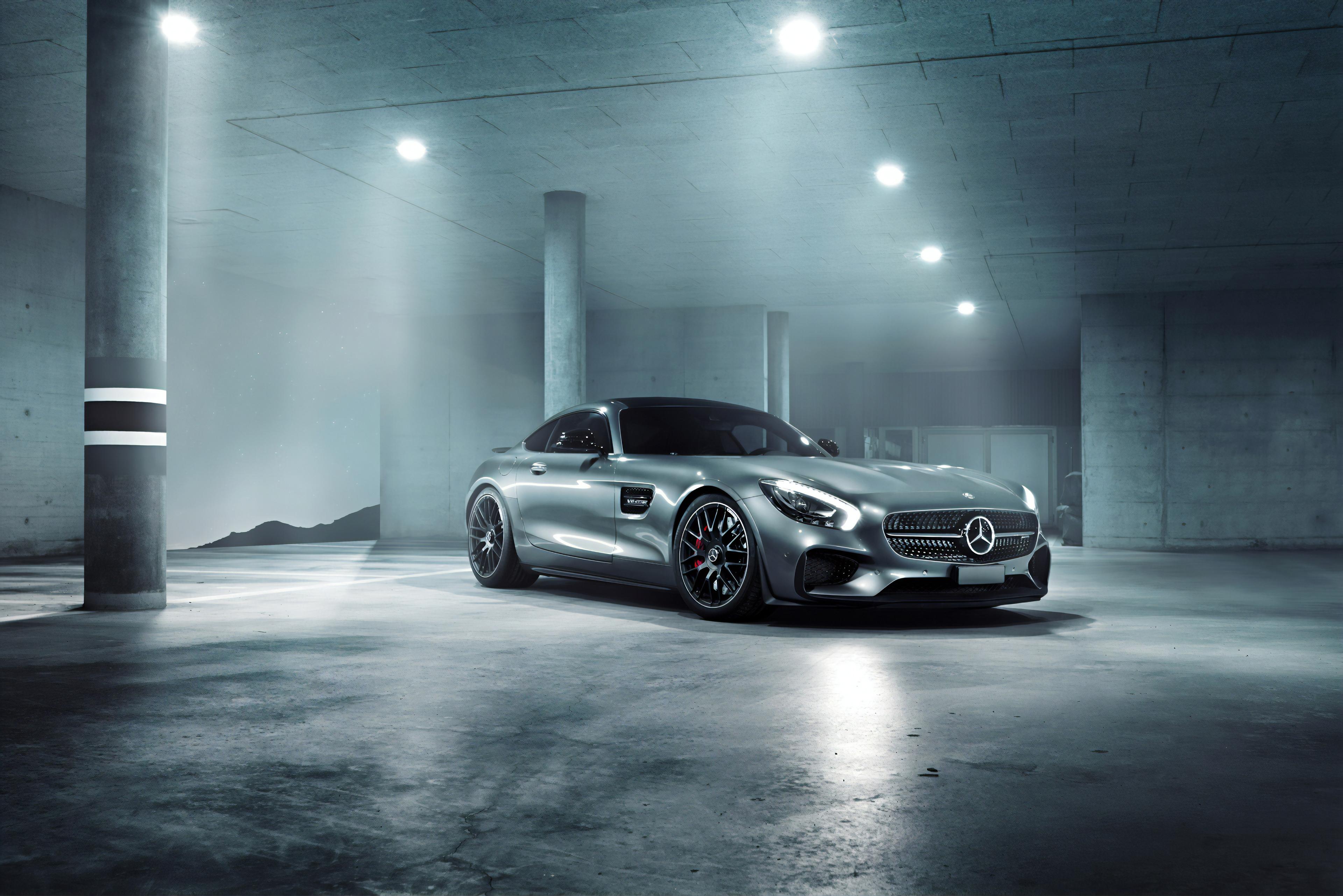 Grey Mercedes Benz Amg GT 4k, HD Cars, 4k Wallpapers ...