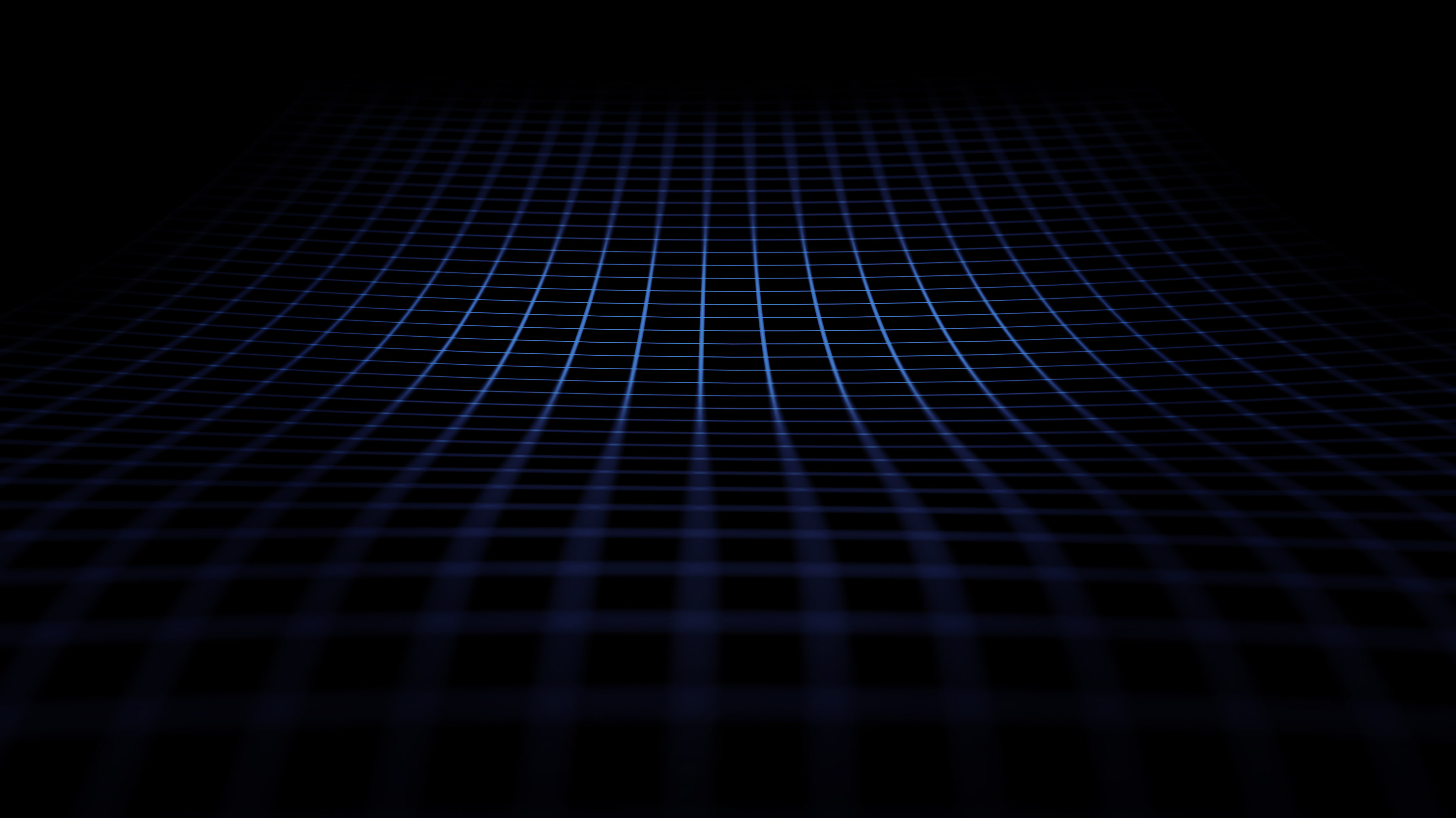 1920x1080 Abstracto Full Hd 1920x1080: Blue Grid Waves, HD Abstract, 4k Wallpapers, Images
