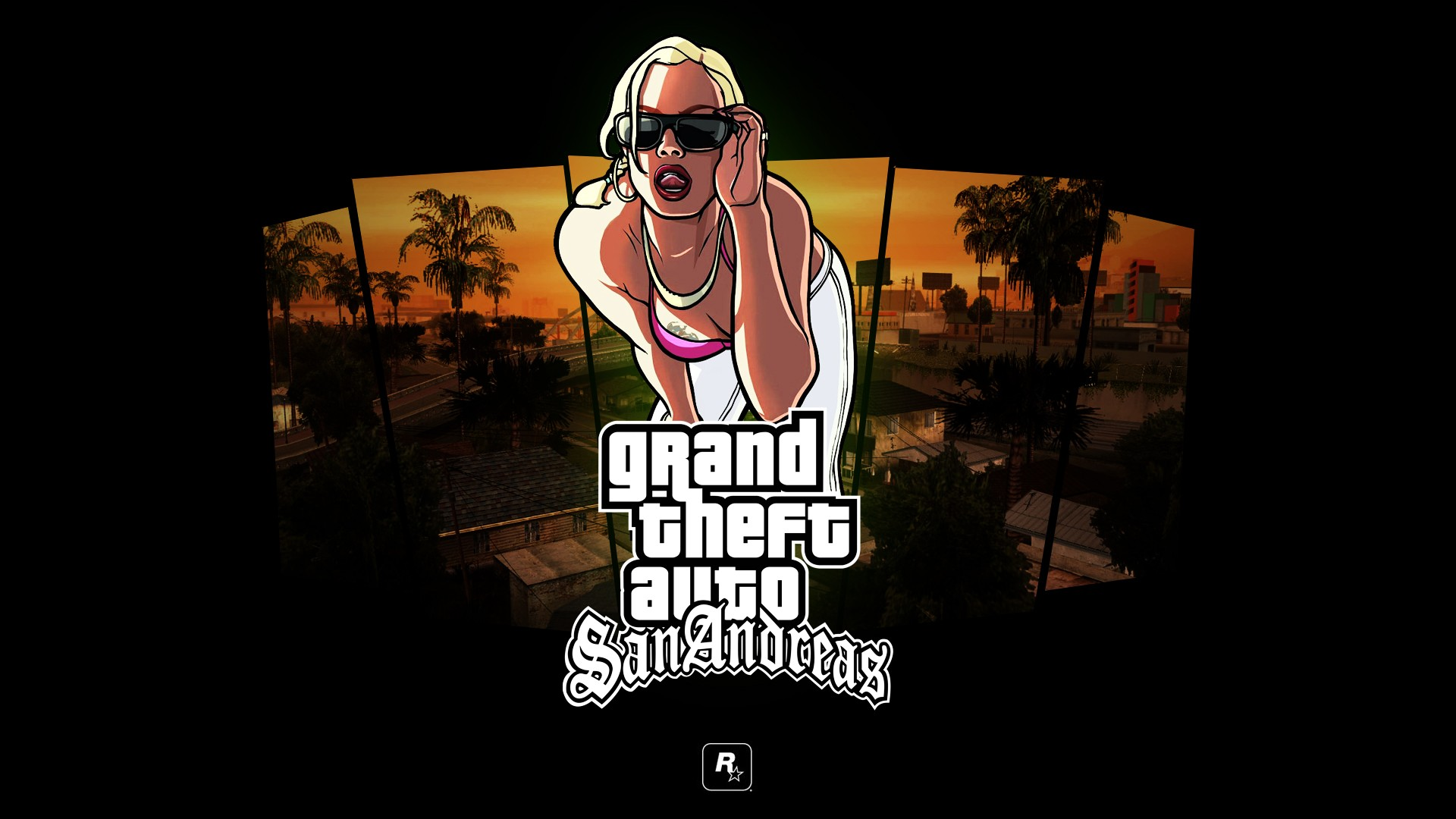 gta san andreas, hd games, 4k wallpapers, images, backgrounds