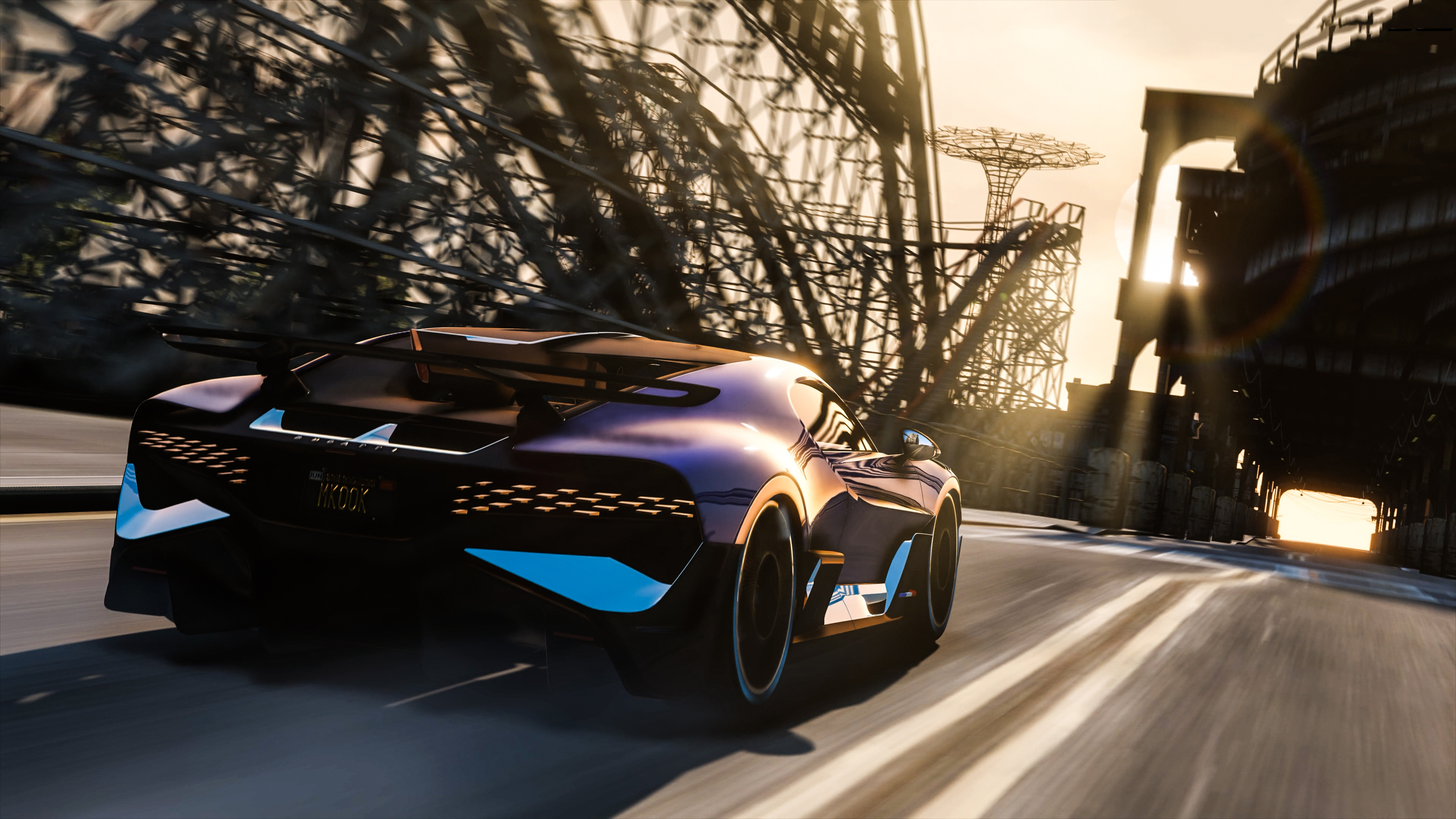 Gta V Bugatti Divo 4k Hd Games 4k Wallpapers Images Backgrounds