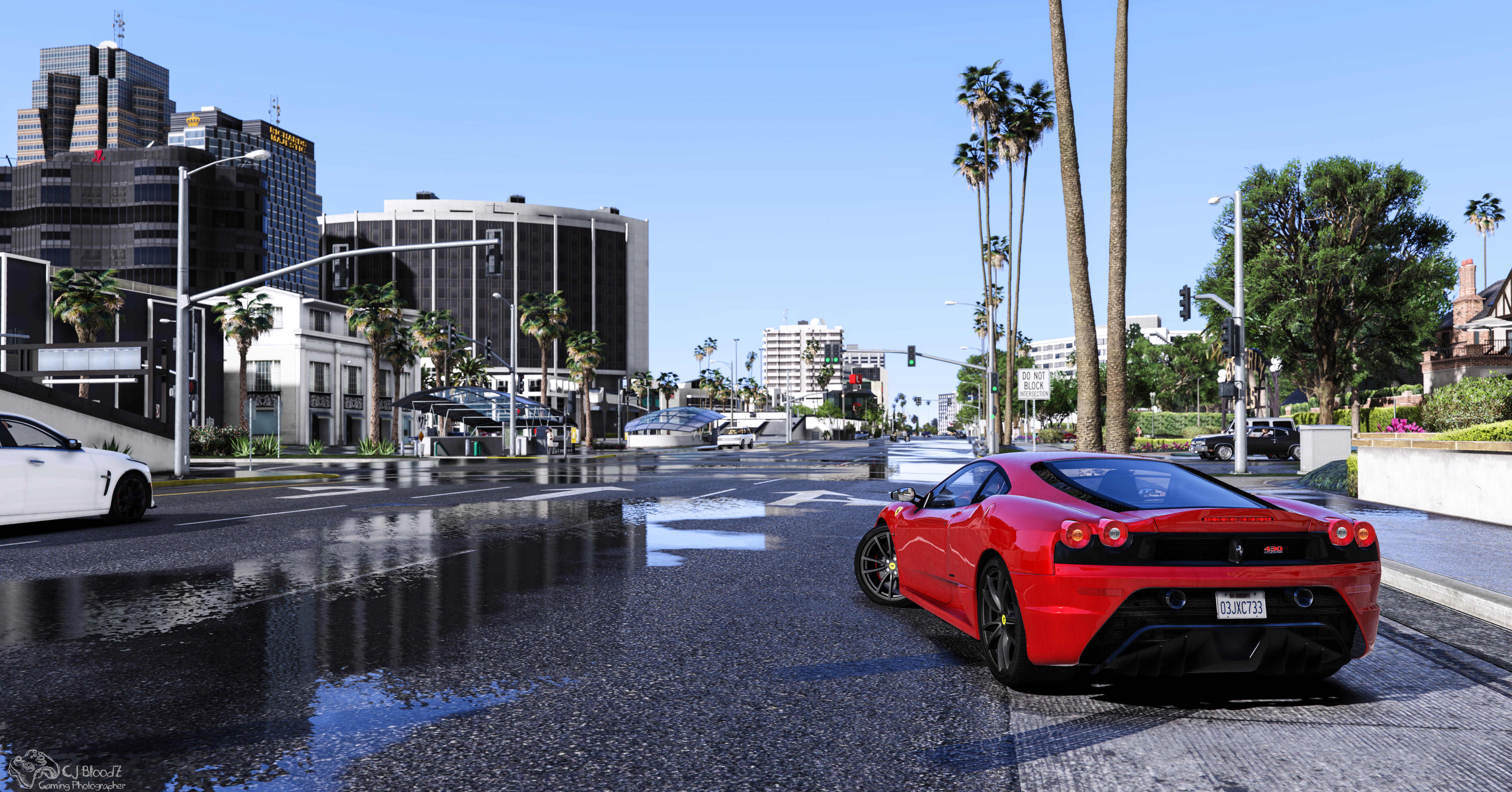 Gta V Ferrari 8k, HD Cars, 4k Wallpapers, Images ...