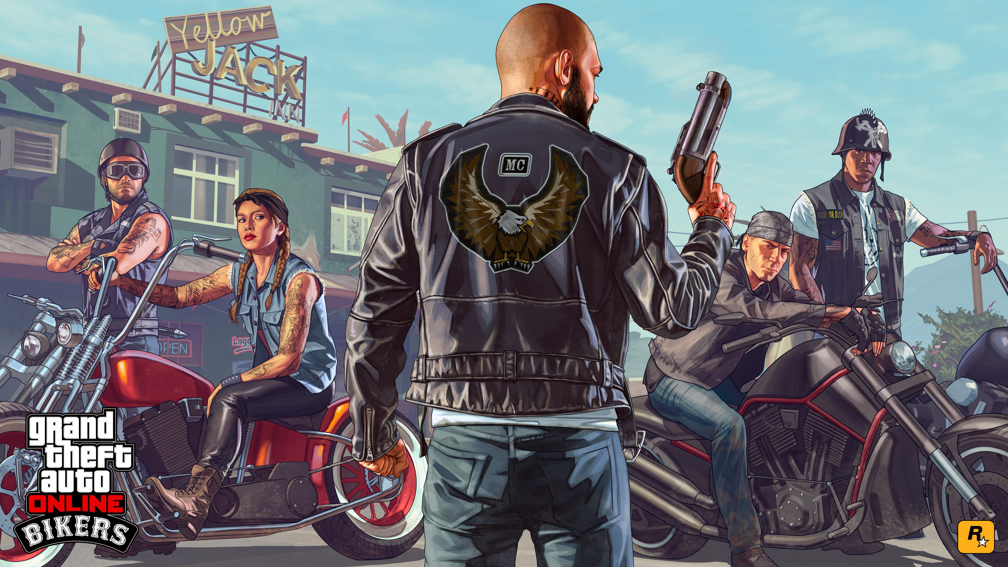 1920x1080 gta v online biker dlc laptop full hd 1080p hd 4k