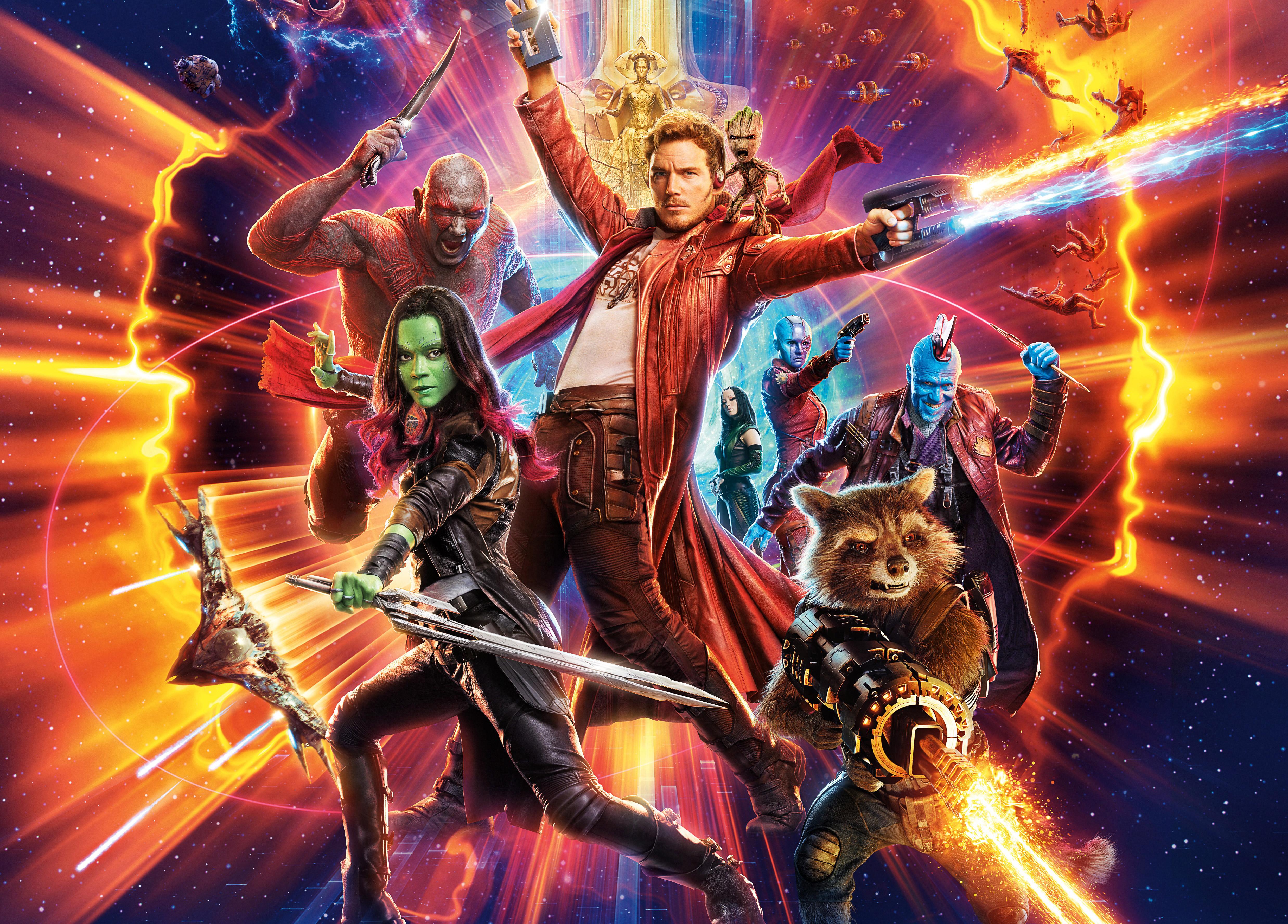Guardians Of The Galaxy Vol 2 Wallpaper: Guardians Of The Galaxy Vol 2 5k 4k HD, HD Movies, 4k