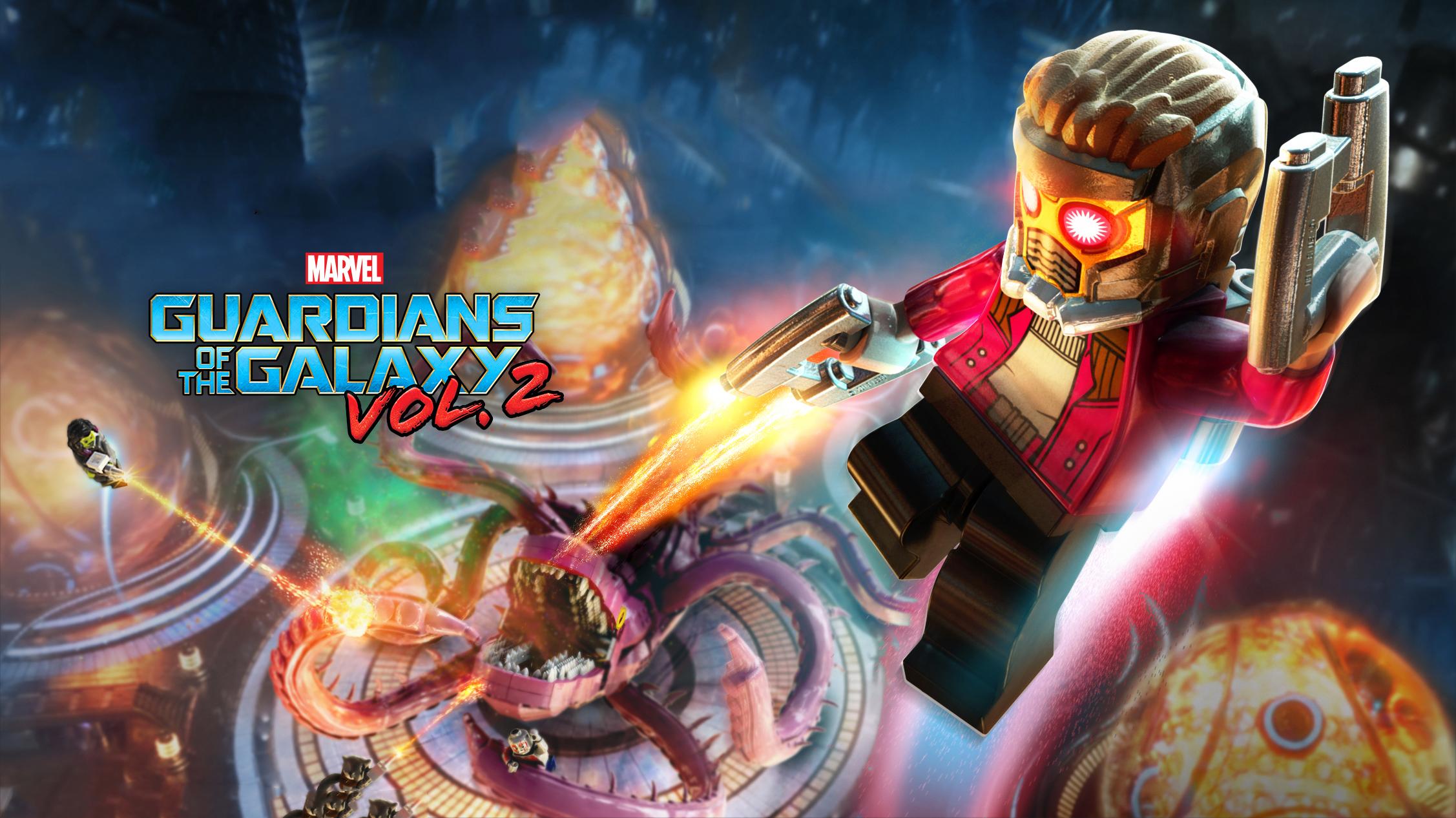 Guardians Of The Galaxy Vol 2 Wallpaper: Guardians Of The Galaxy Vol 2 Lego, HD Movies, 4k