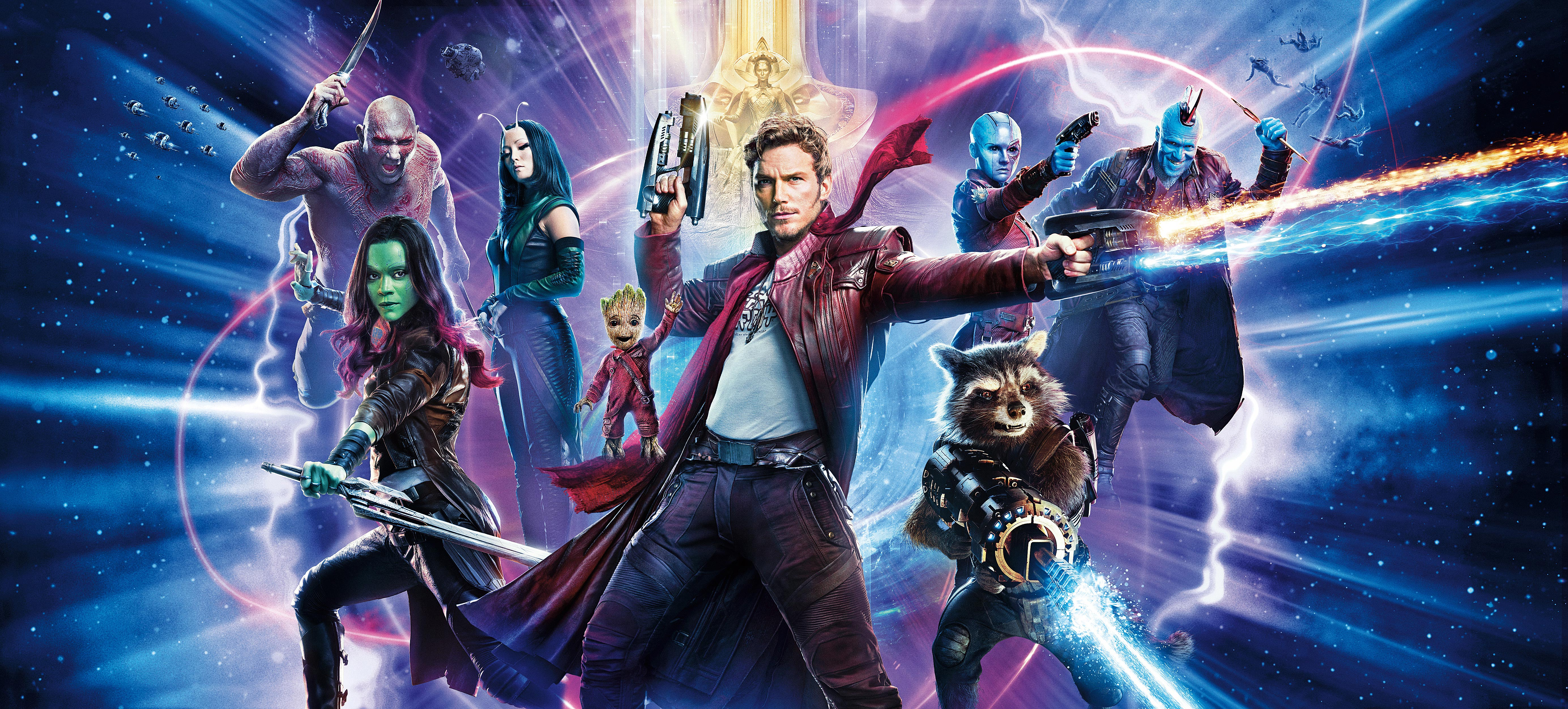 Guardians Of The Galaxy Hd Wallpaper: Guardians Of The Galaxy Volume 2 5k, HD Movies, 4k