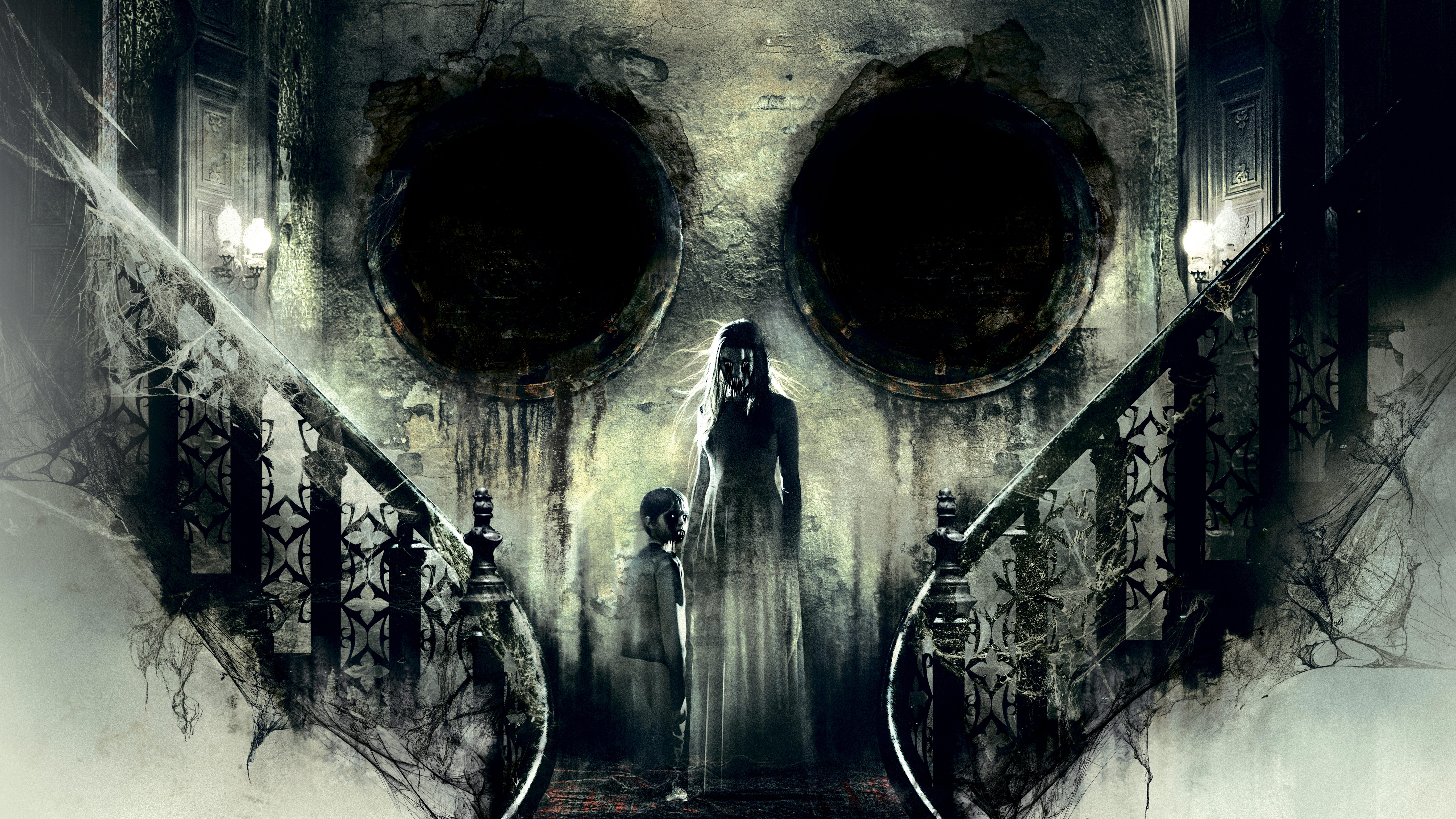 Guests 2018 Russian Horror Movie, HD Movies, 4k Wallpapers ...