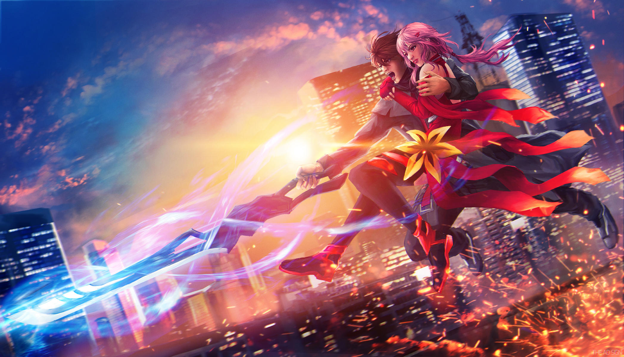 Guilty Crown, HD Anime, 4k Wallpapers, Images, Backgrounds ...