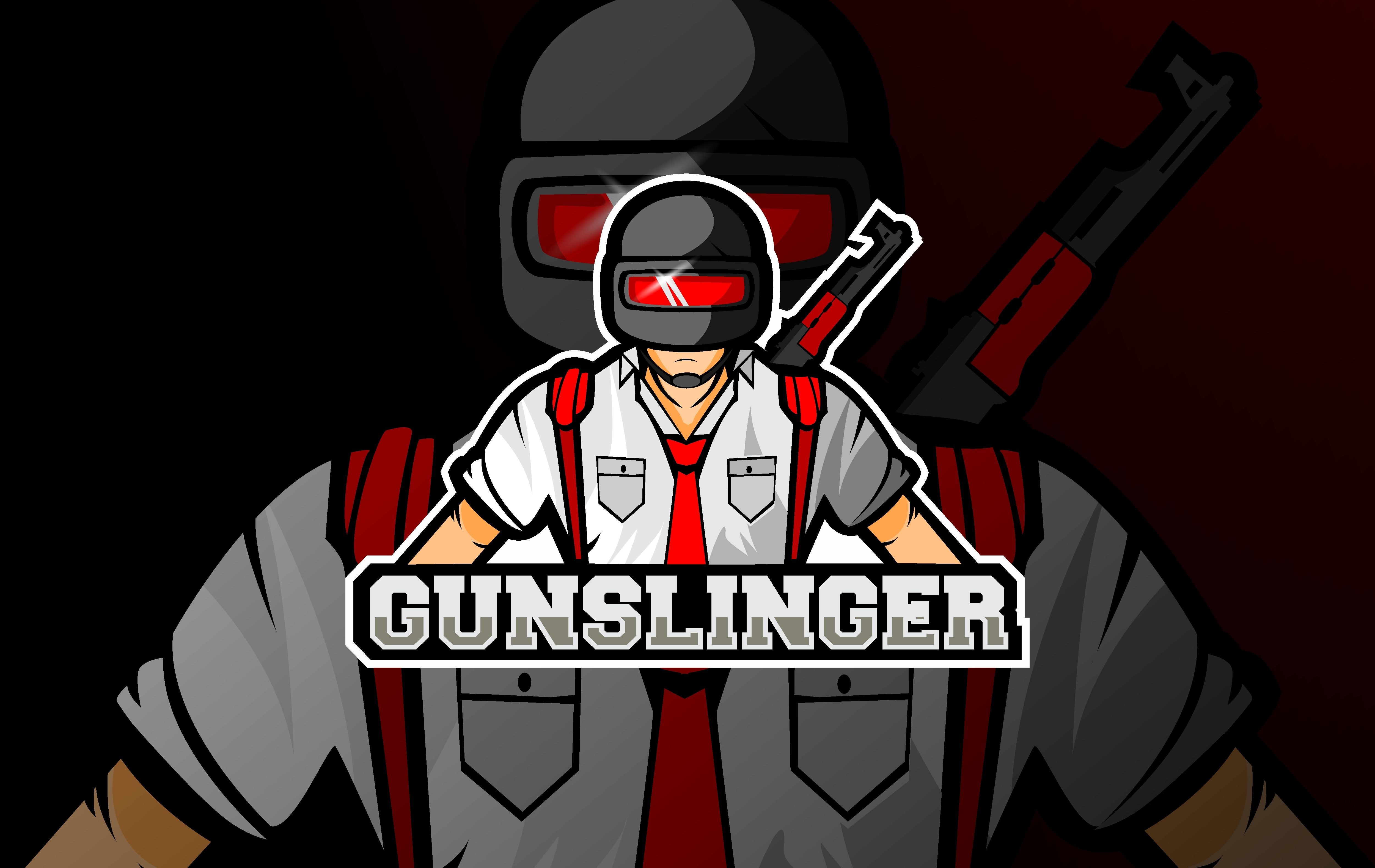 Pubg Illustration 4k Hd Games 4k Wallpapers Images: Gunslinger Pubg 4k, HD Games, 4k Wallpapers, Images