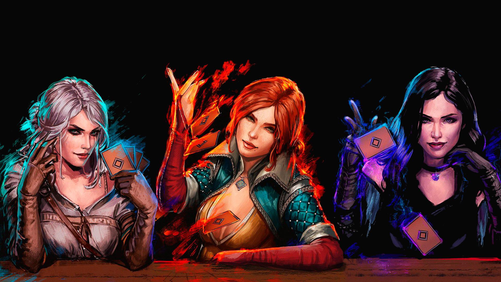 Wallpaper Fan Art 4k Pubattlegrounds: Gwent The Witcher Card Game Fan Art, HD Games, 4k