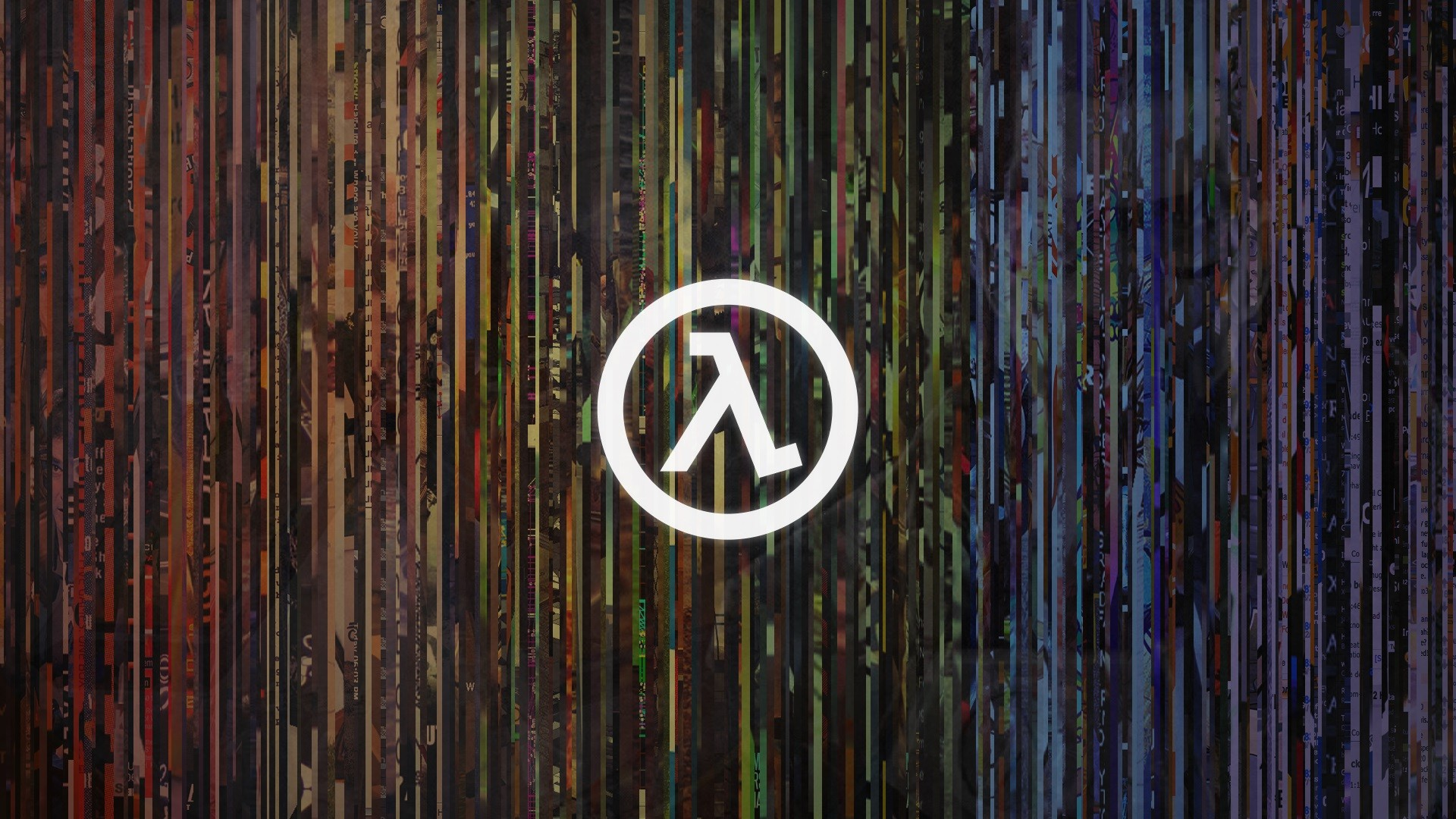 half life game logo, hd games, 4k wallpapers, images, backgrounds
