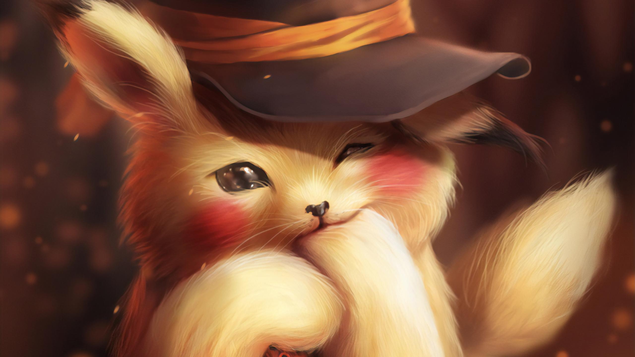 Halloween Pikachu, HD Artist, 4k Wallpapers, Images ...