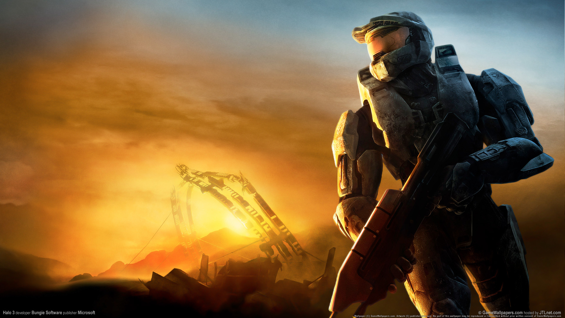 Halo 3, HD Games, 4k Wallpapers, Images, Backgrounds