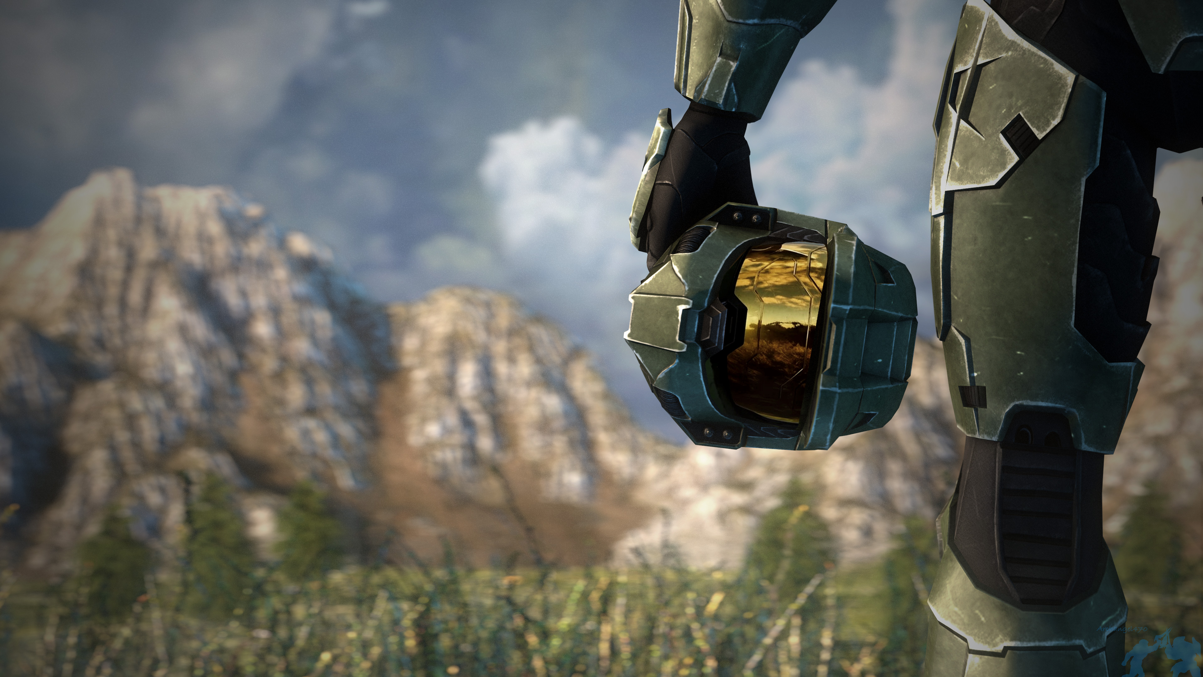 Halo 6 Concept Artwork, HD Games, 4k Wallpapers, Images ...