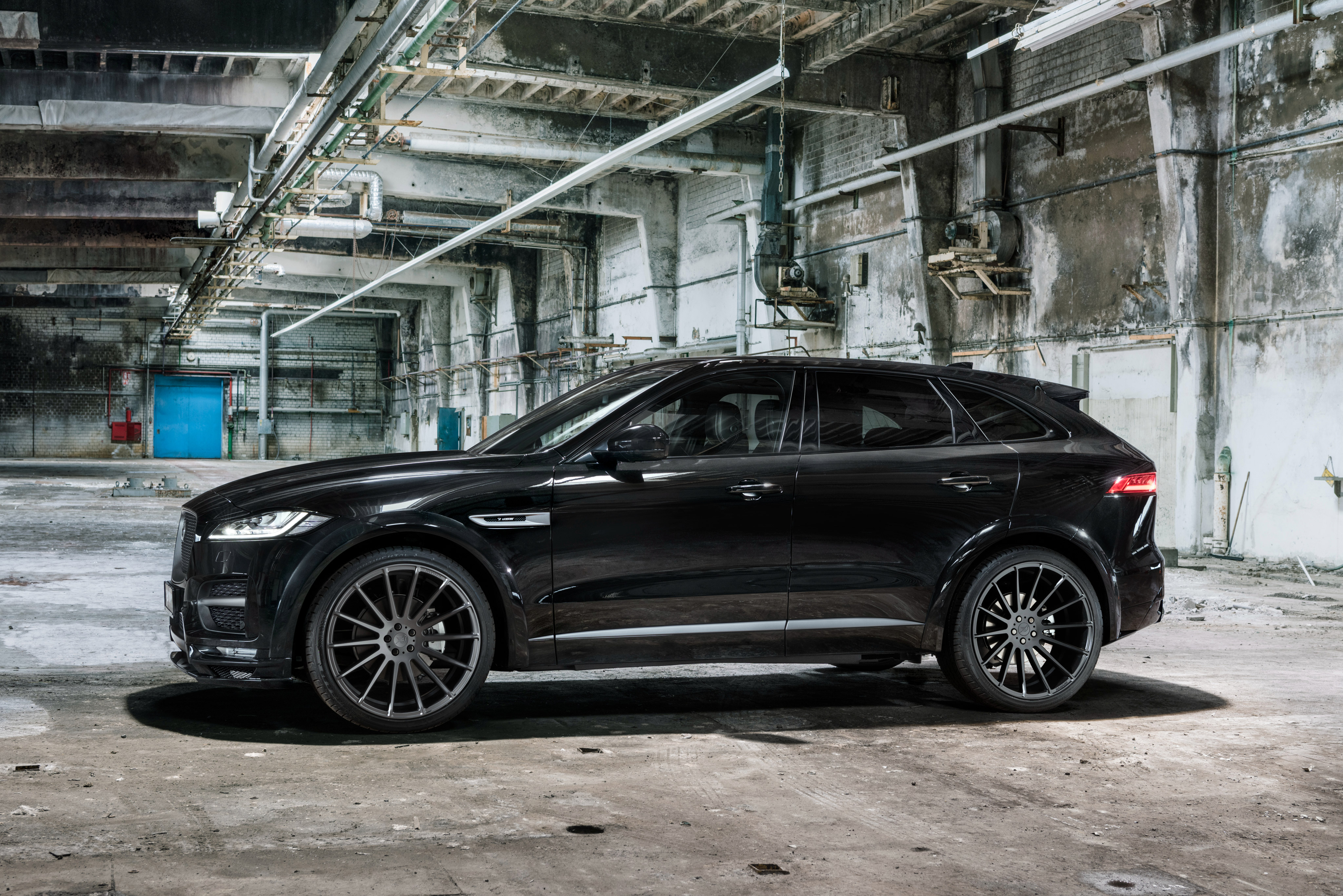 hamann jaguar f pace, hd cars, 4k wallpapers, images, backgrounds