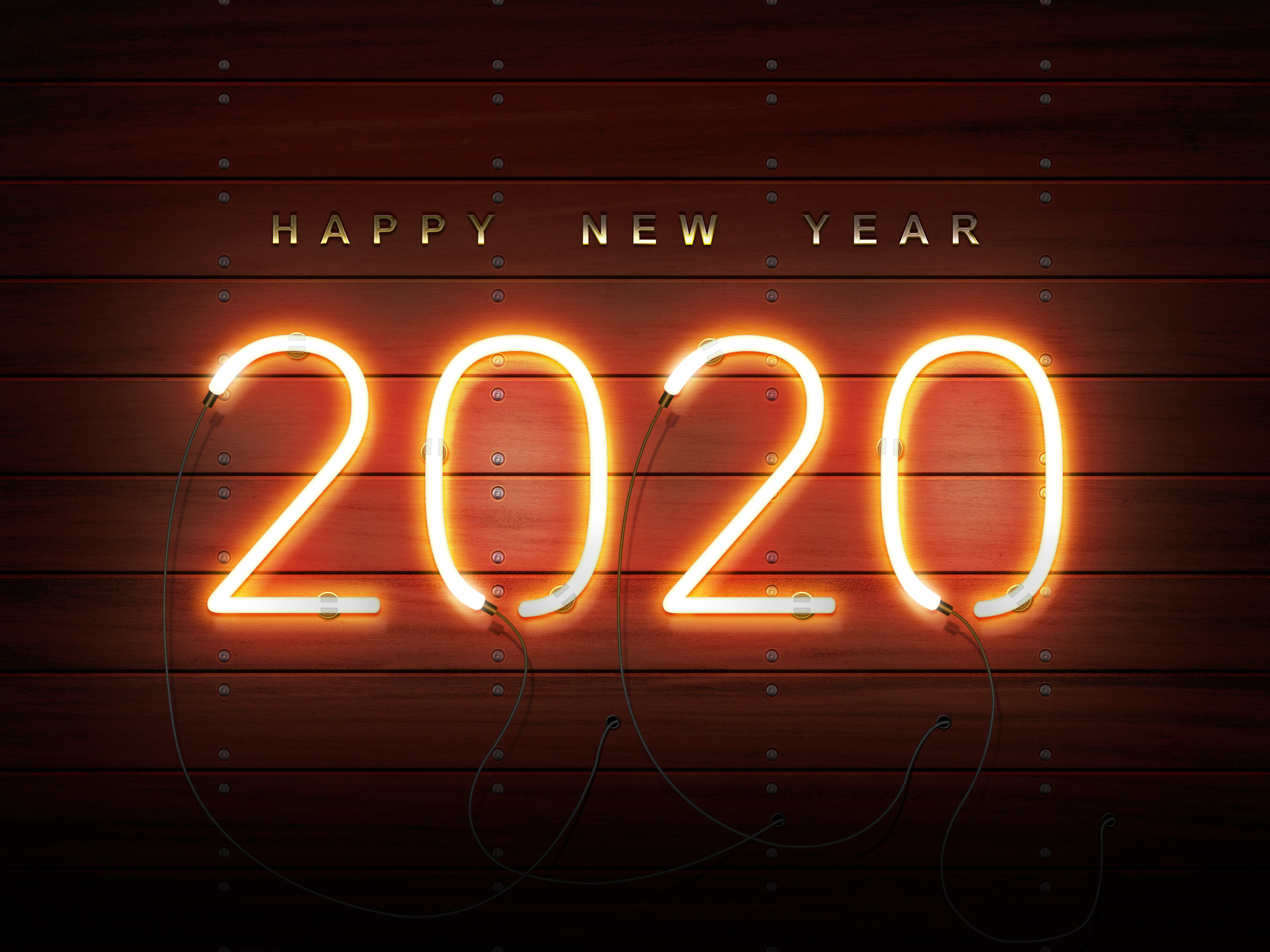Happy New Year 2020, HD Celebrations, 4k Wallpapers, Images