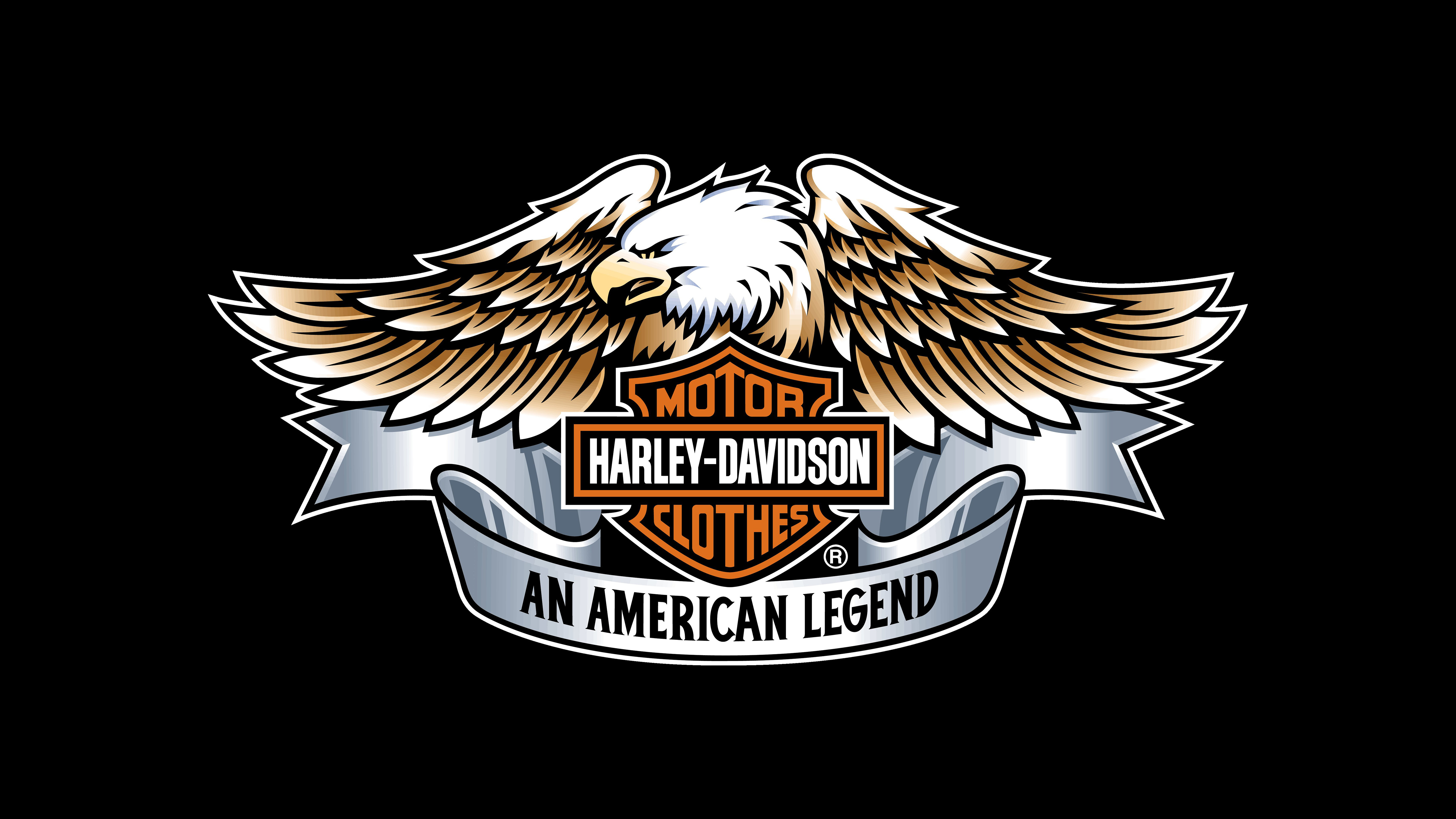 240x400 Harley Davidson Eagle Logo 4k Acer E100huawei