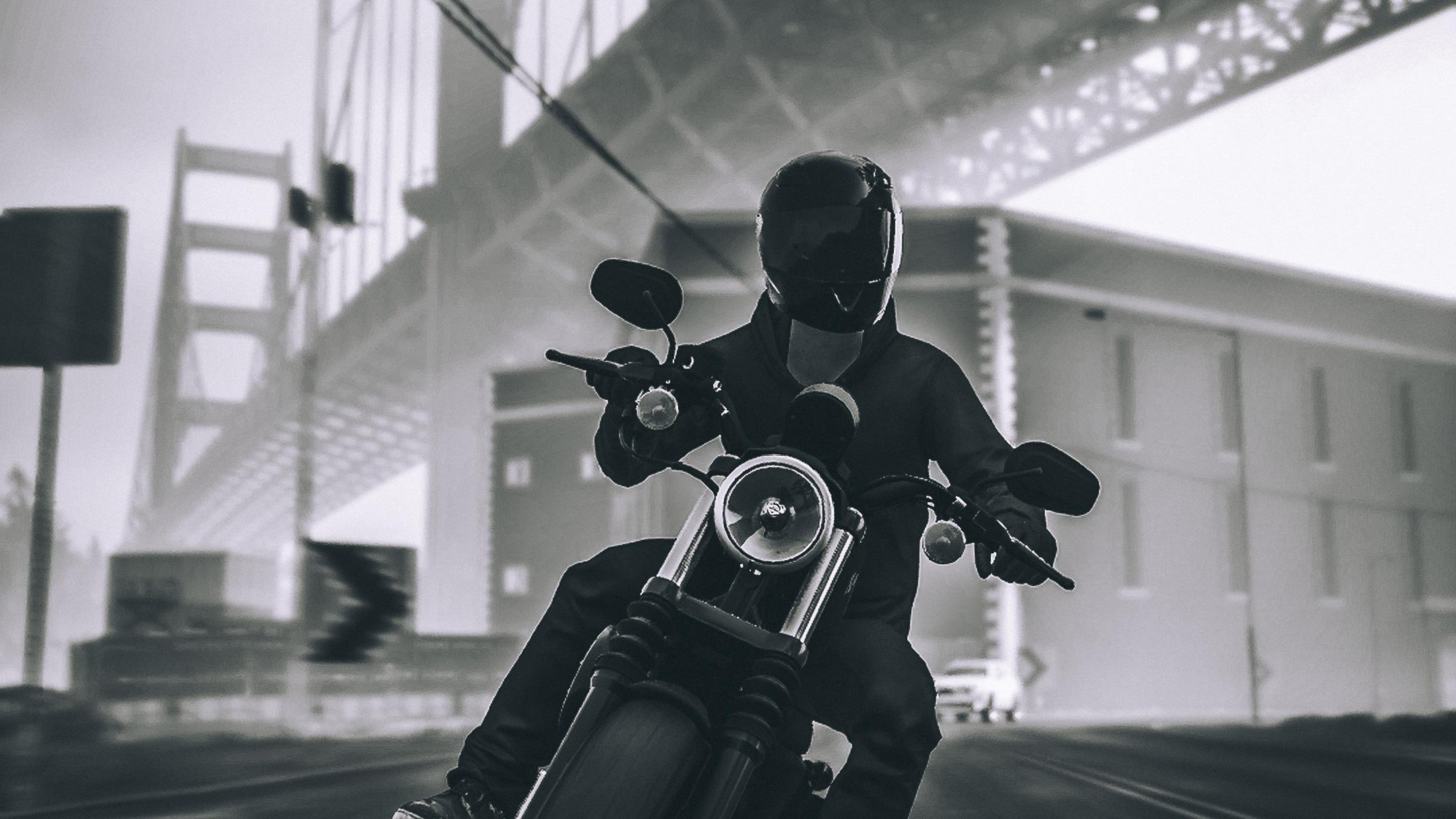 Harley Davidson IRON 883 The Crew 2, HD Games, 4k