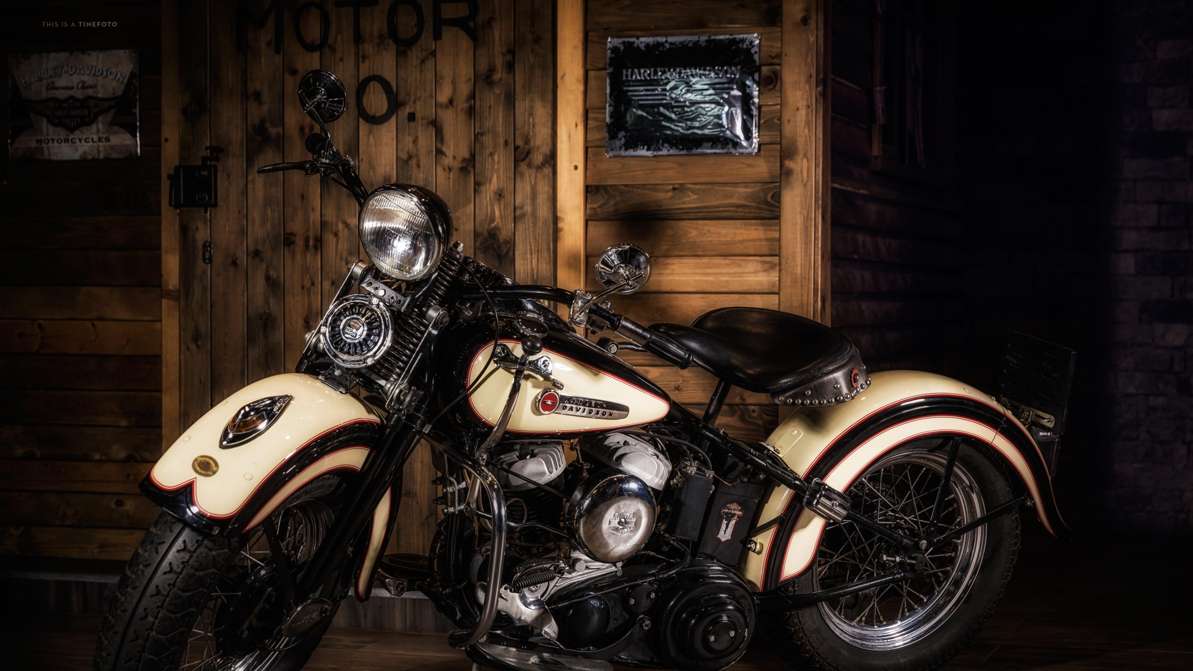 Harley davidson hd bikes 4k wallpapers images - Old school harley davidson wallpaper ...