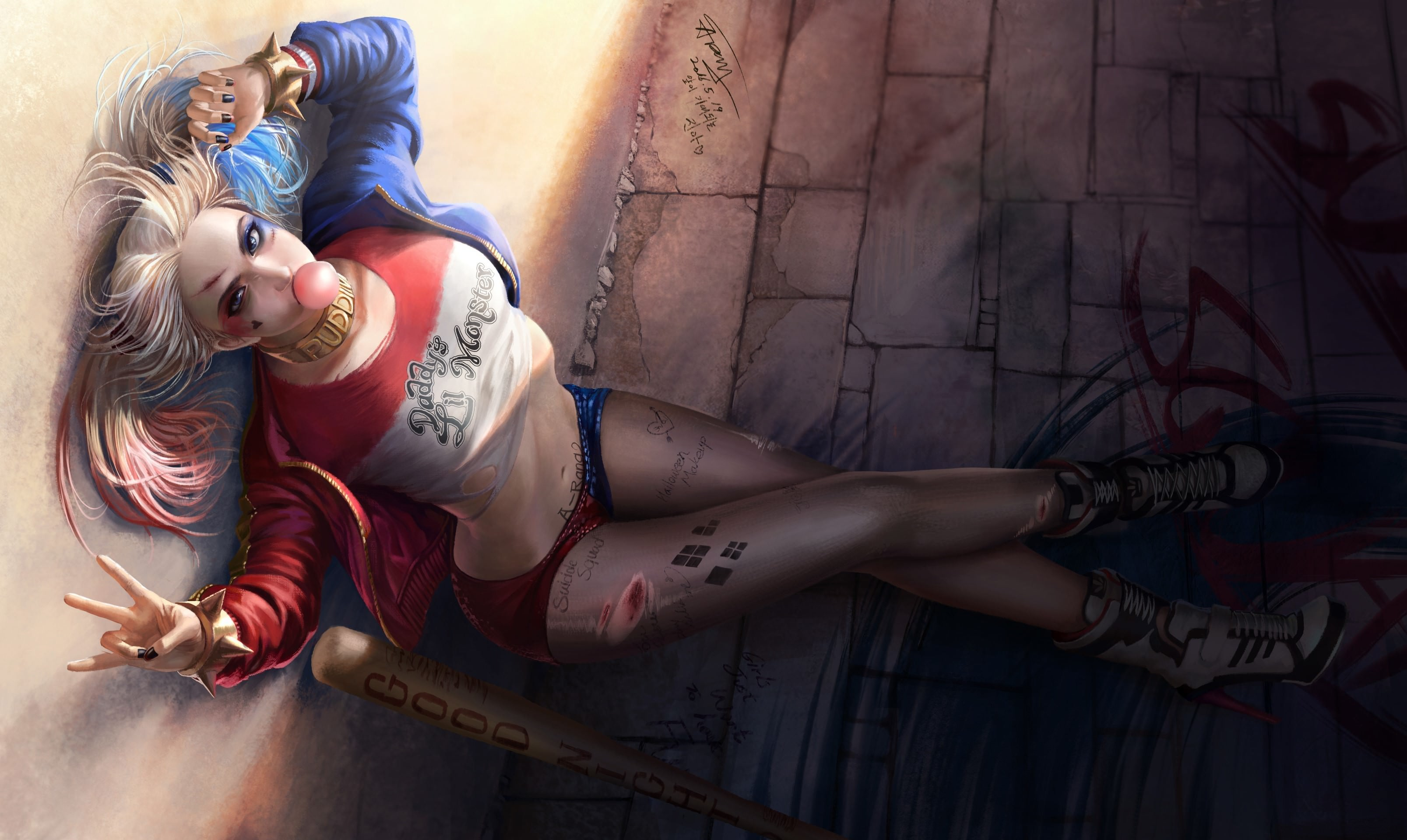 Harley Quinn Fan Art