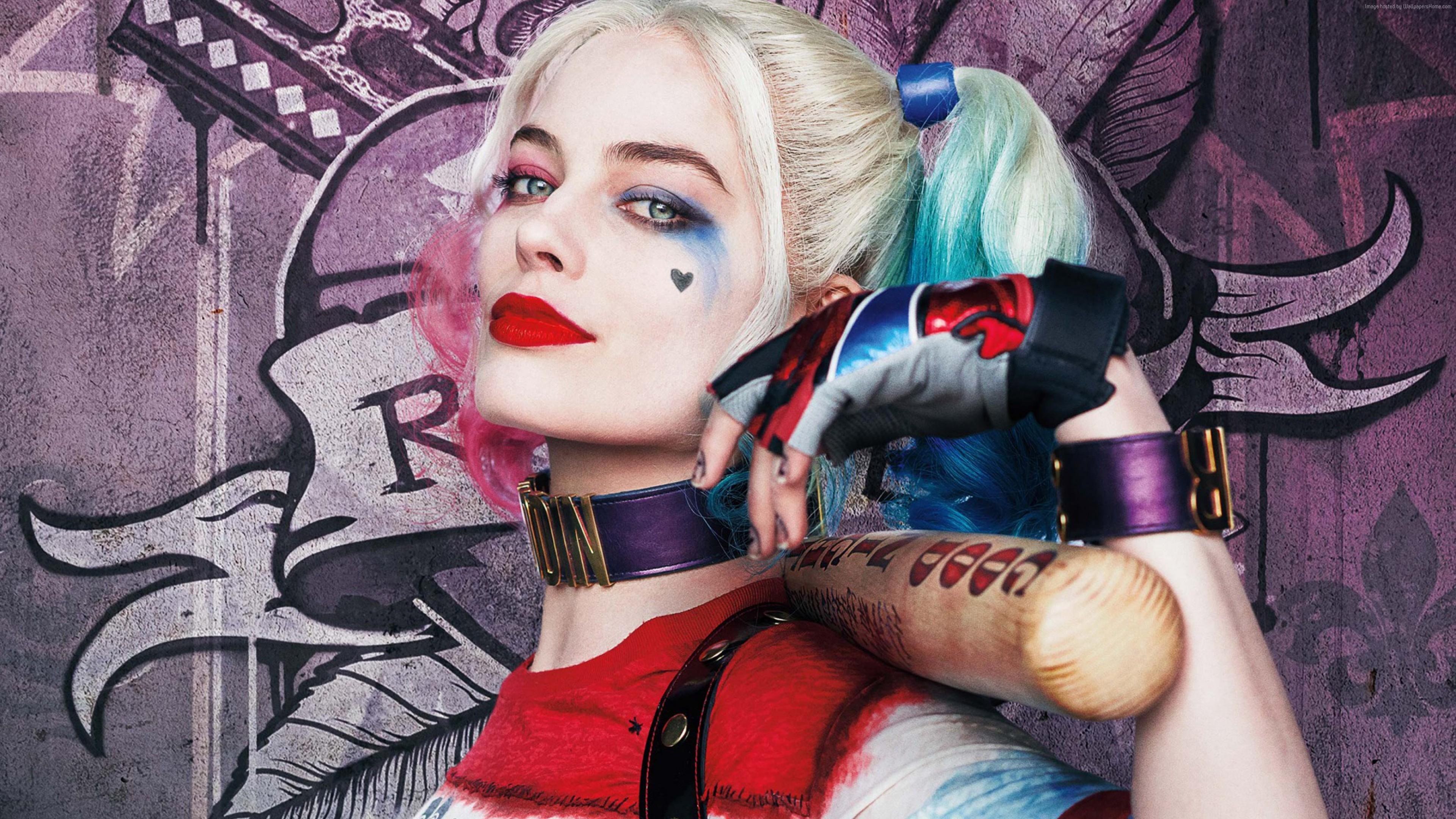 Wonderful Wallpaper Movie Harley Quinn - harley-quinn-suicide-squad-2-ap  Graphic_67958.jpg