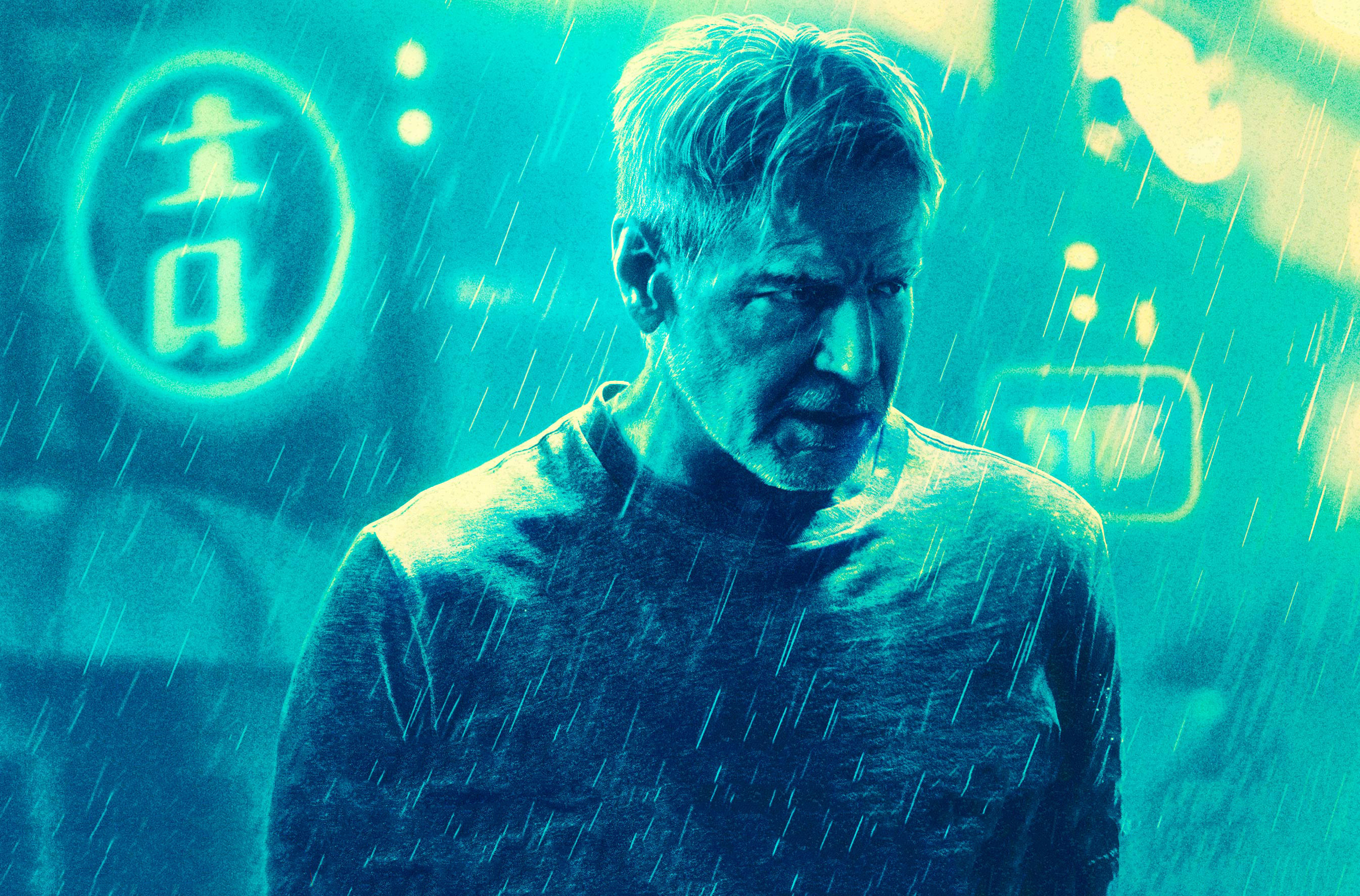 Harrison Ford Blade Runner 2049, HD Movies, 4k Wallpapers