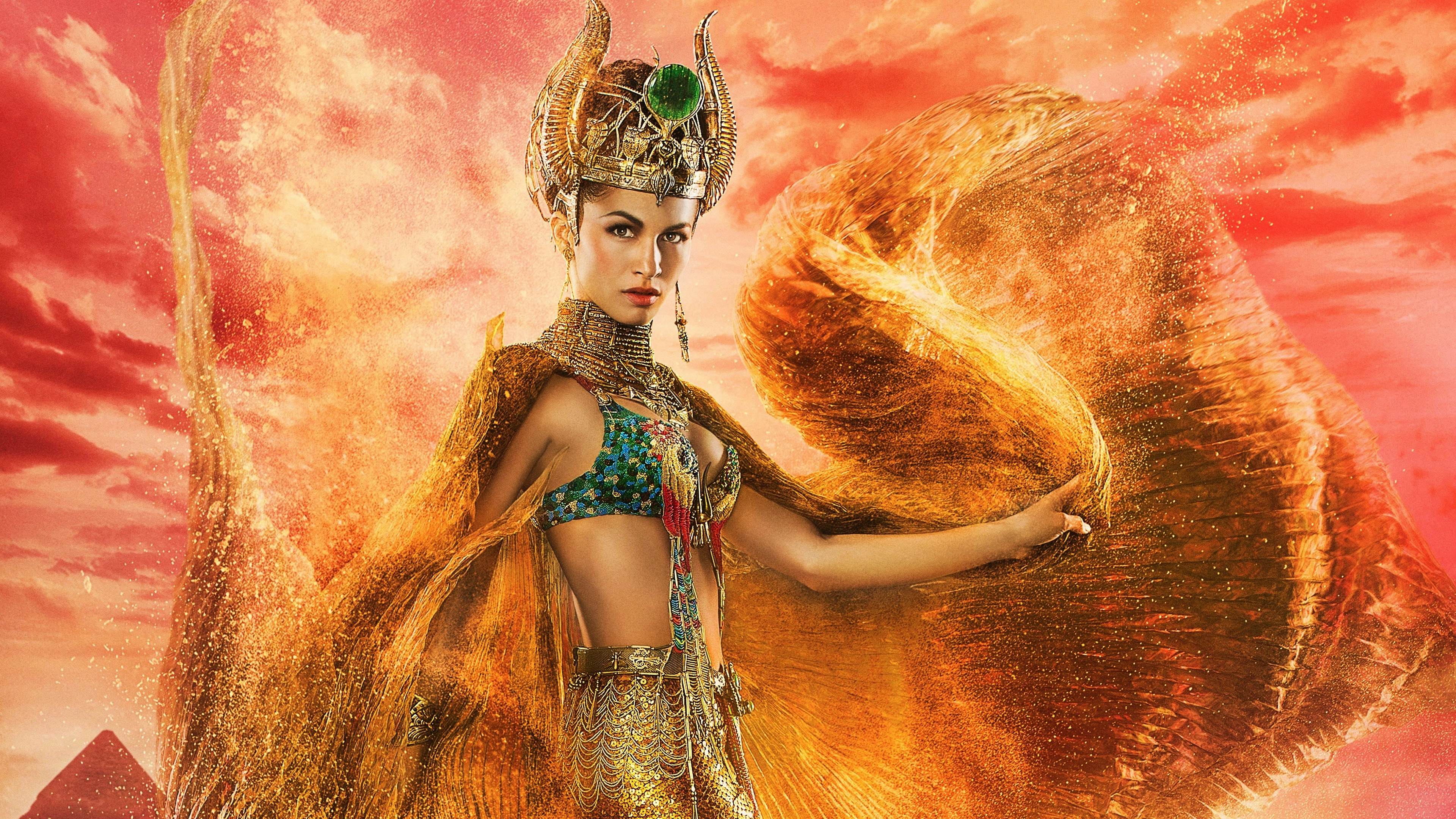 Hathor Gods Of Egypt Hd Movies 4k Wallpapers Images