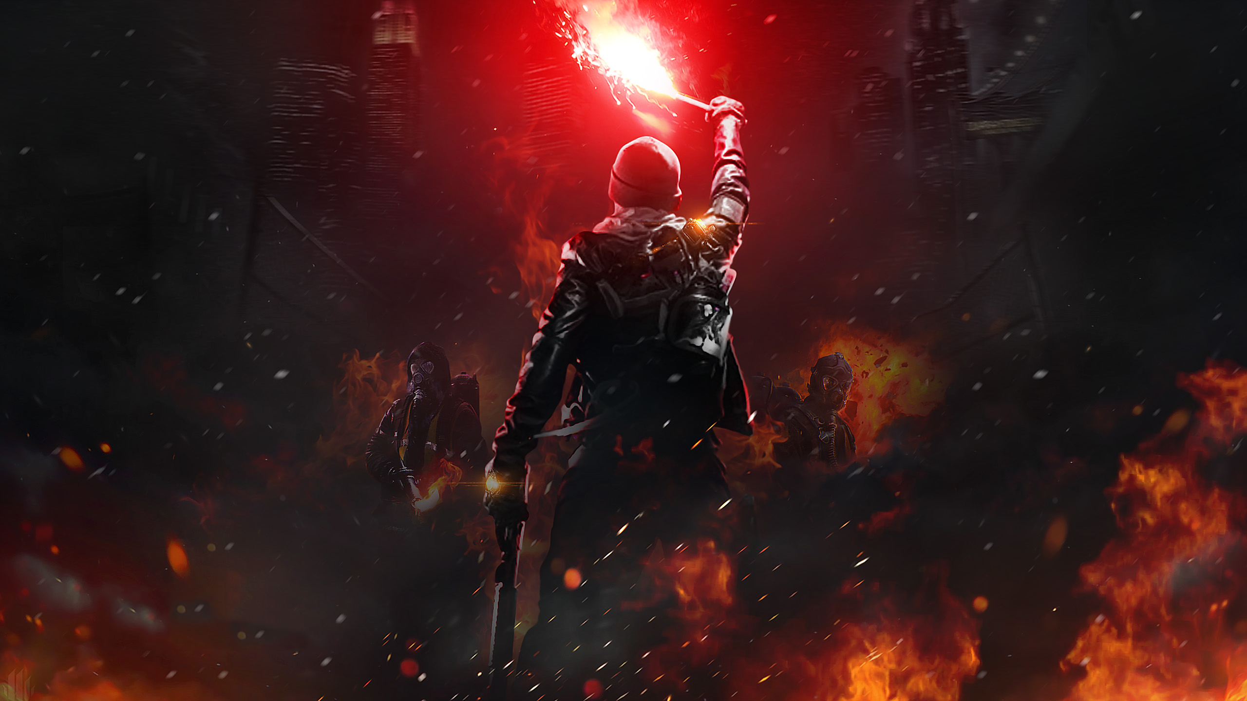 Hd Tom Clancys The Division Hd Games 4k Wallpapers Images