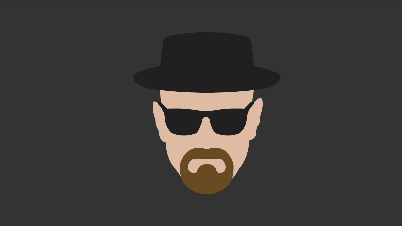Heisenberg Minimalism, HD Artist, 4k Wallpapers, Images