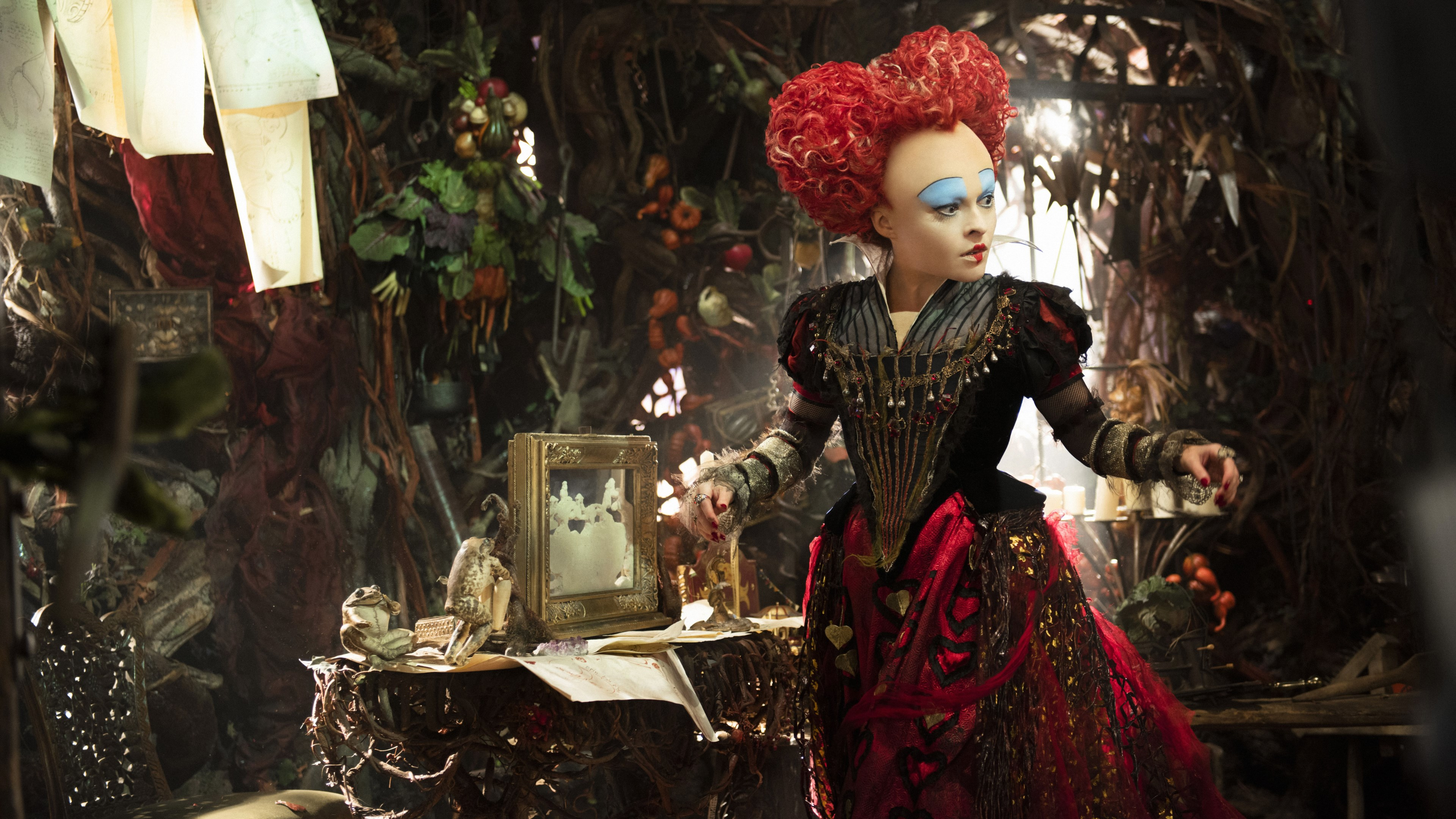 Helena Bonham Carter Alice Through The Looking Glass, Hd Movies, 4K Wallpapers, Images -2124