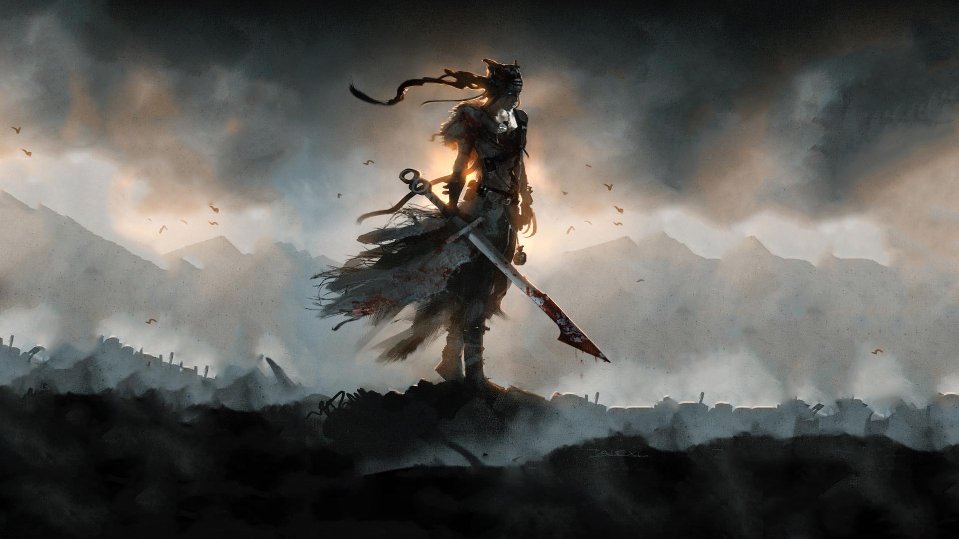 Hellblade Game Hero 675 Wallpapers
