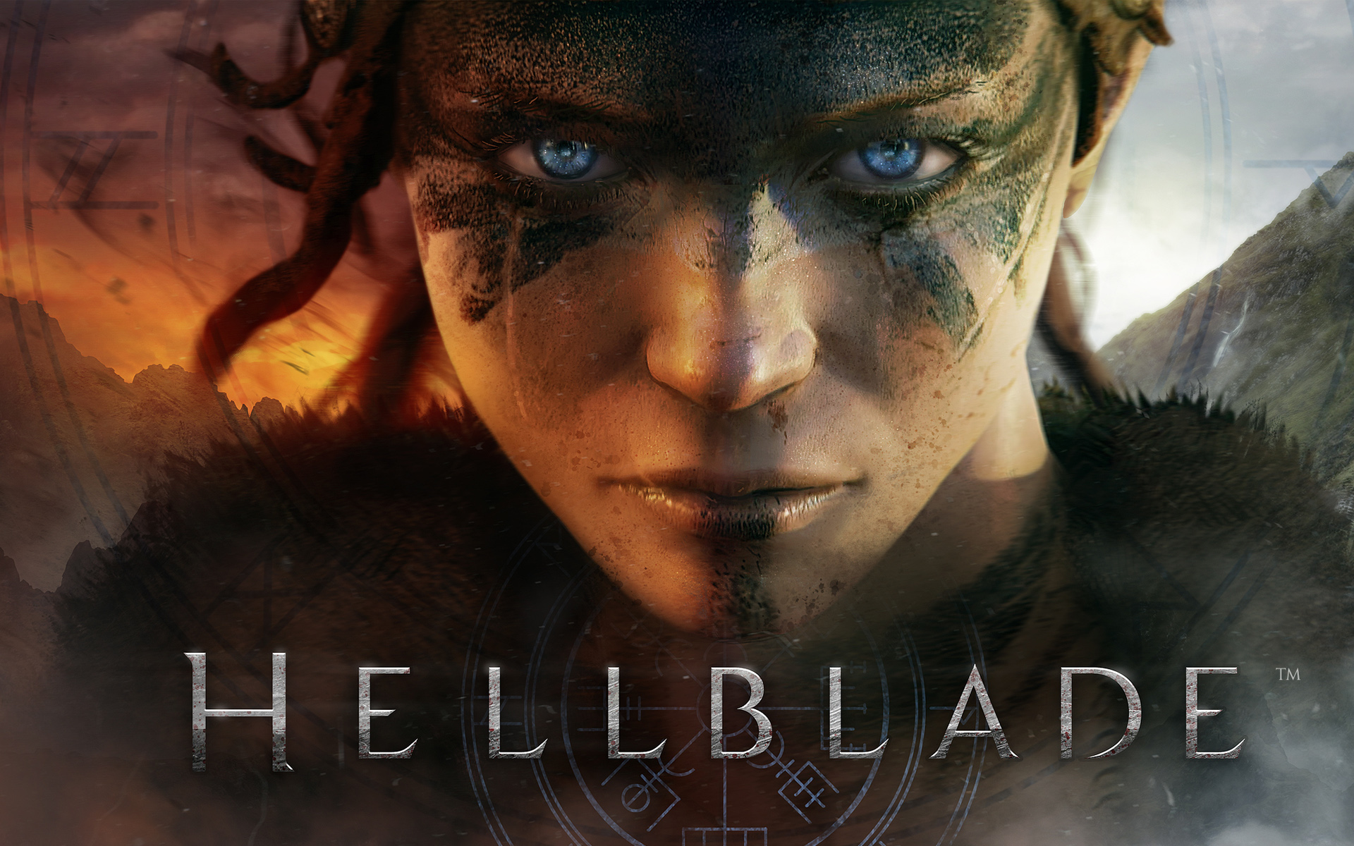 hellblade ps4 game, hd games, 4k wallpapers, images, backgrounds