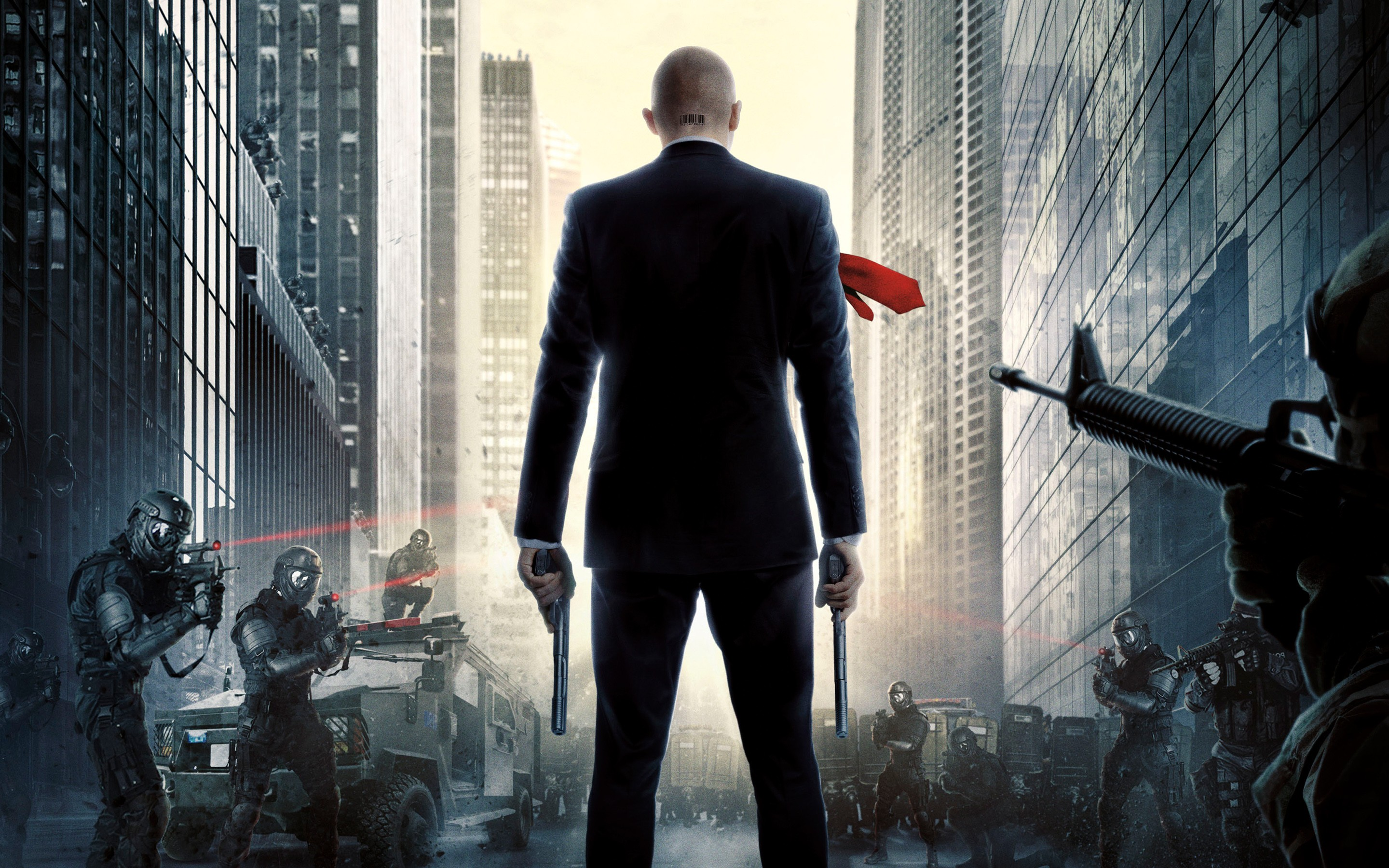 Hitman Agent 47 (Laptop HD)