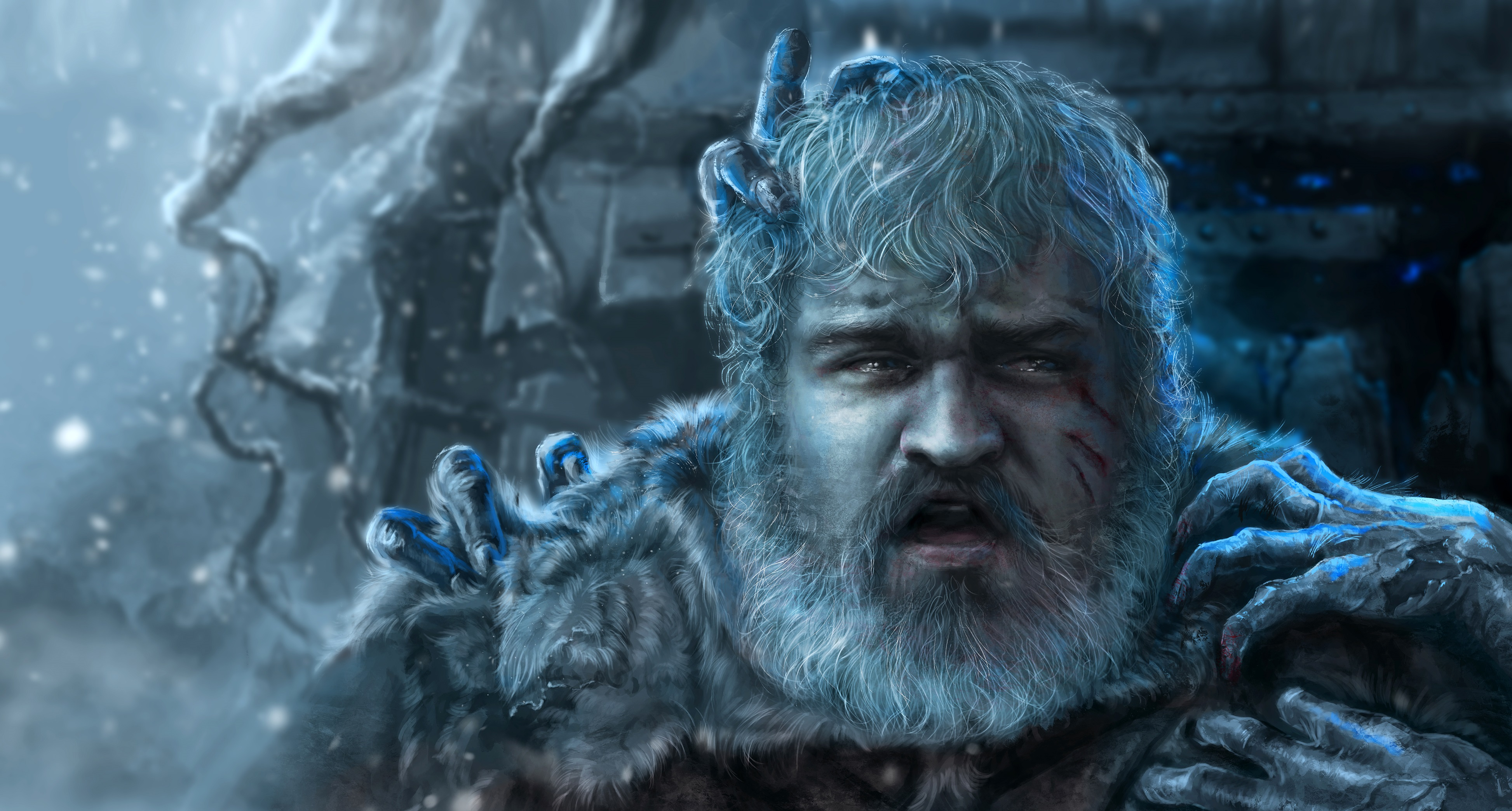 2048 ultra funny animals - Hodor Game Of Thrones Art Tv Shows Hd 4k Wallpapers