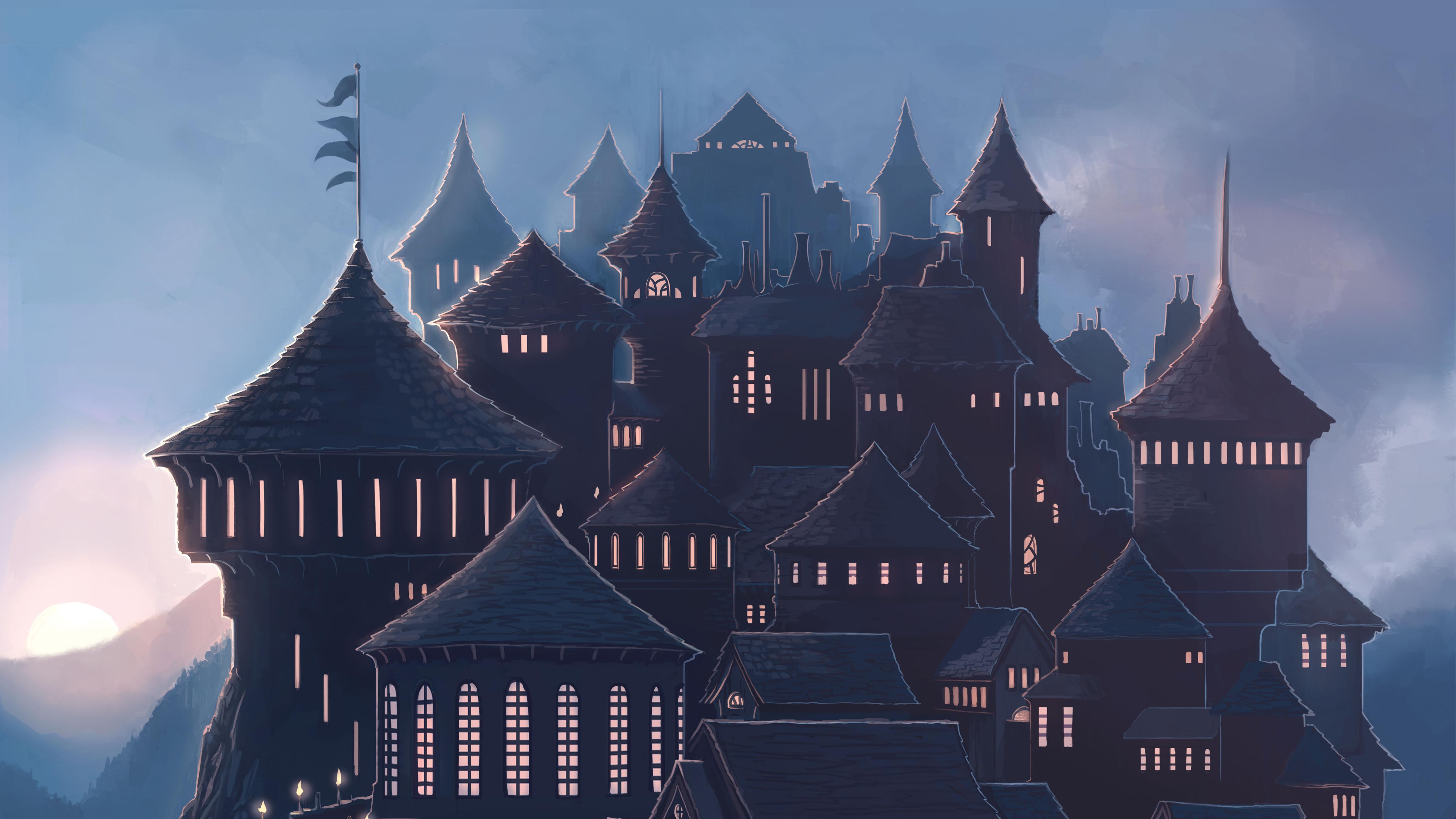 Good Wallpaper Harry Potter Android - hogwarts-harry-potter-school-5k-78  Snapshot_52151.jpg