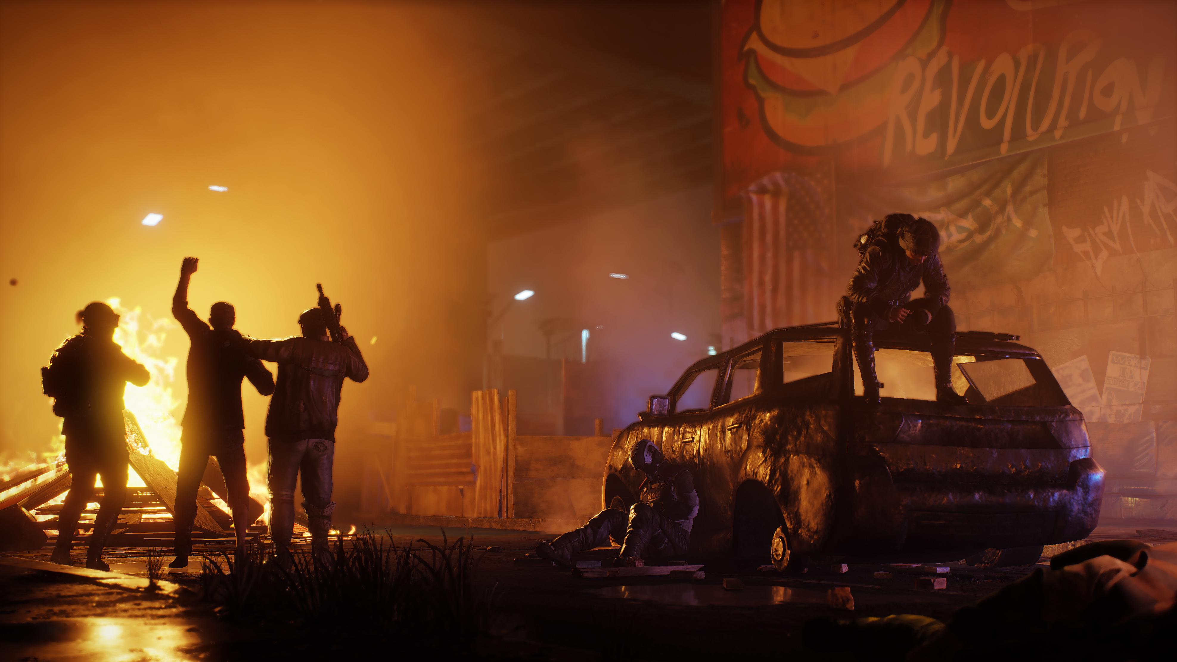 Homefront The Revolution Games