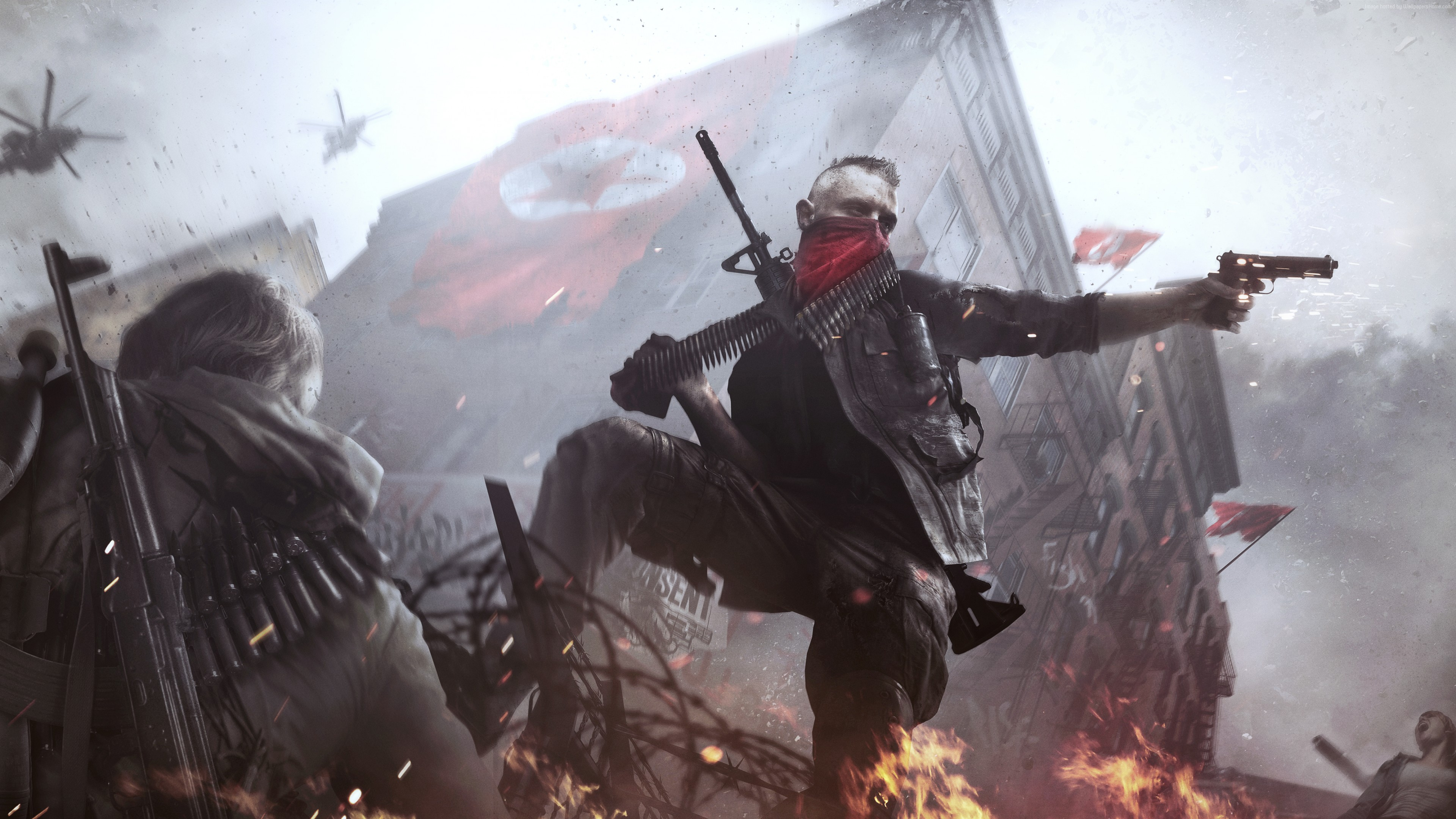 Homefront The Revolution Xbox