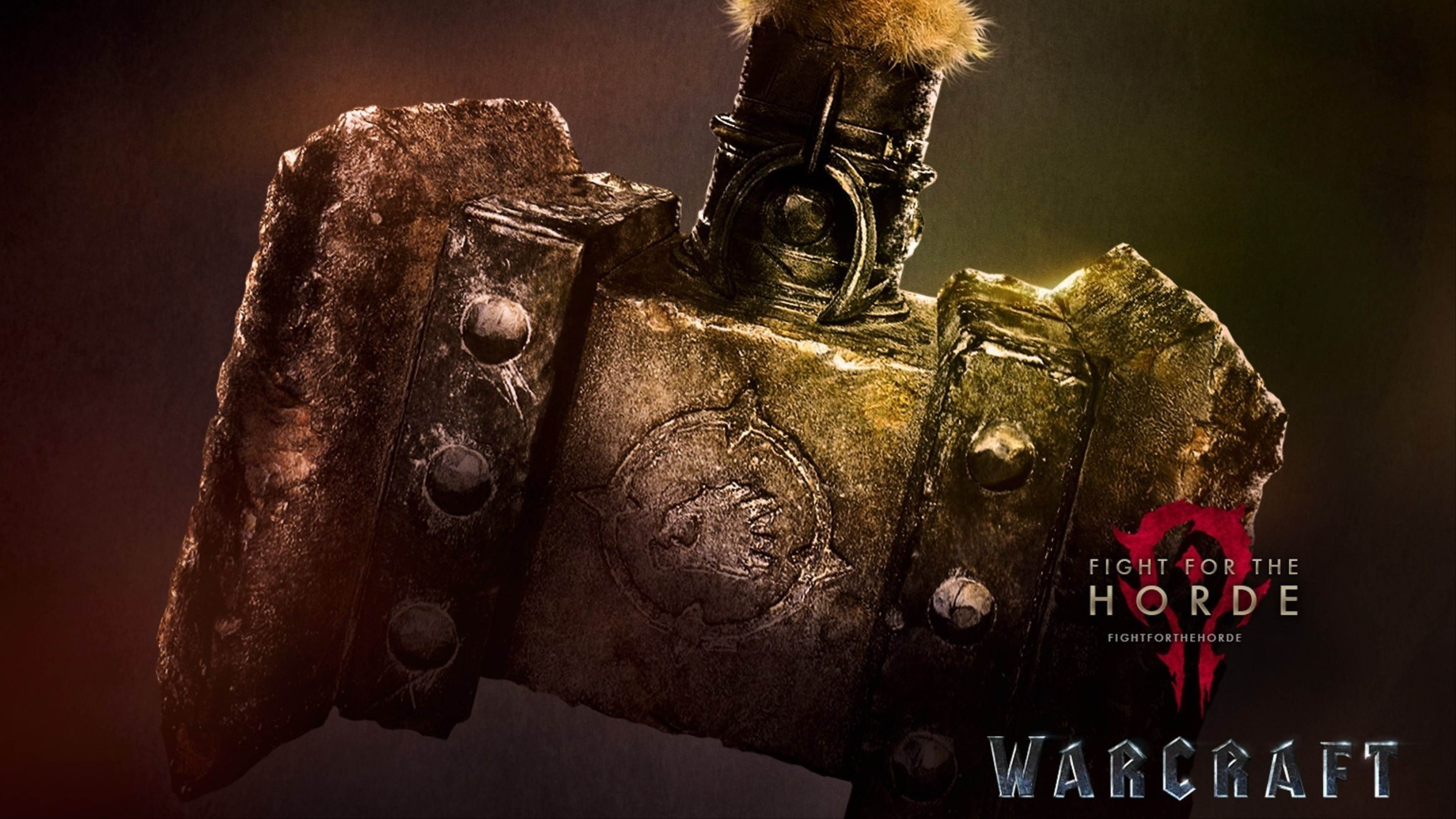 Horde Warcraft 2016 Hd Movies 4k Wallpapers Images
