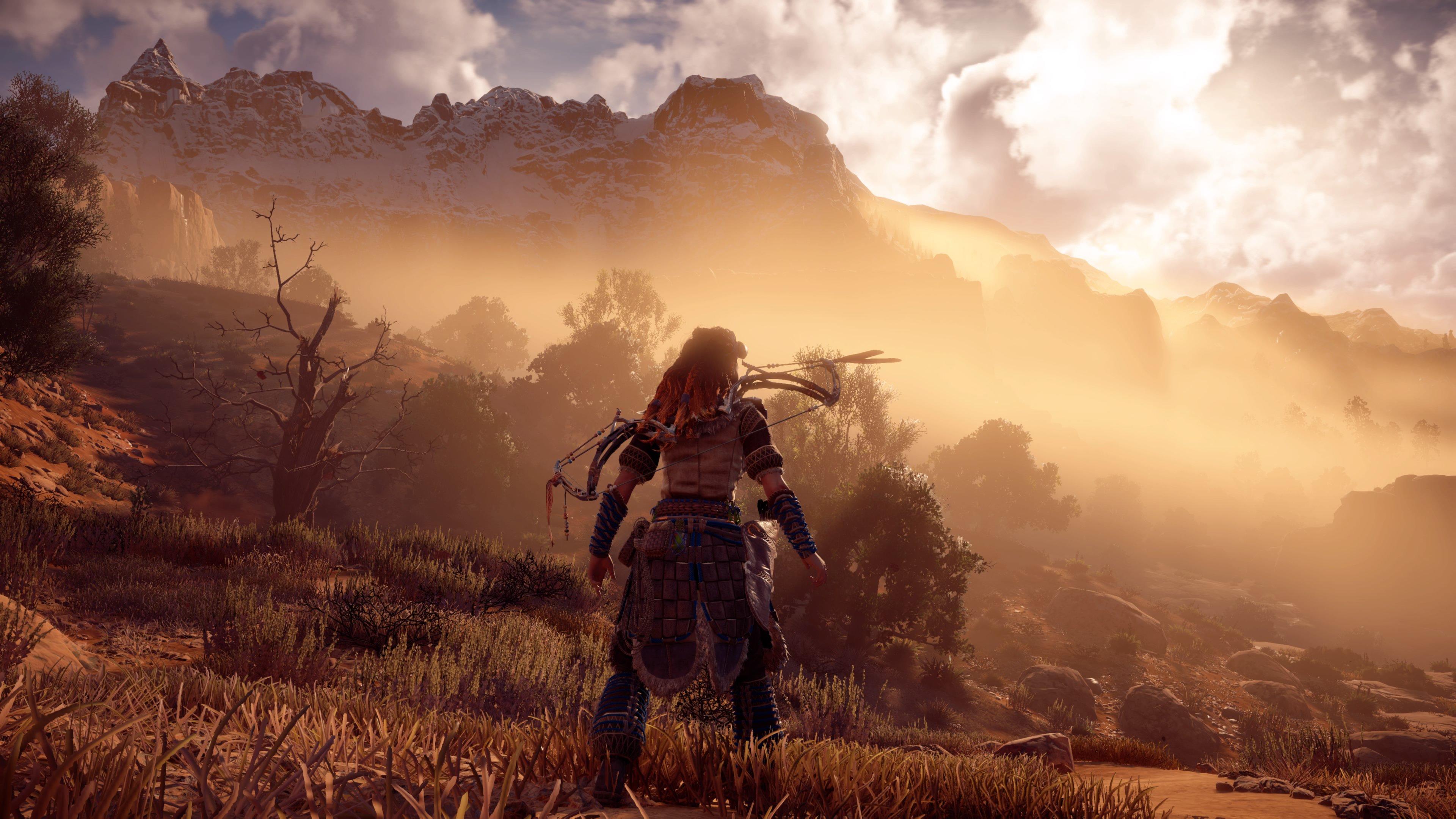 Horizon Zero Dawn 2017 4k, HD Games, 4k Wallpapers, Images ...