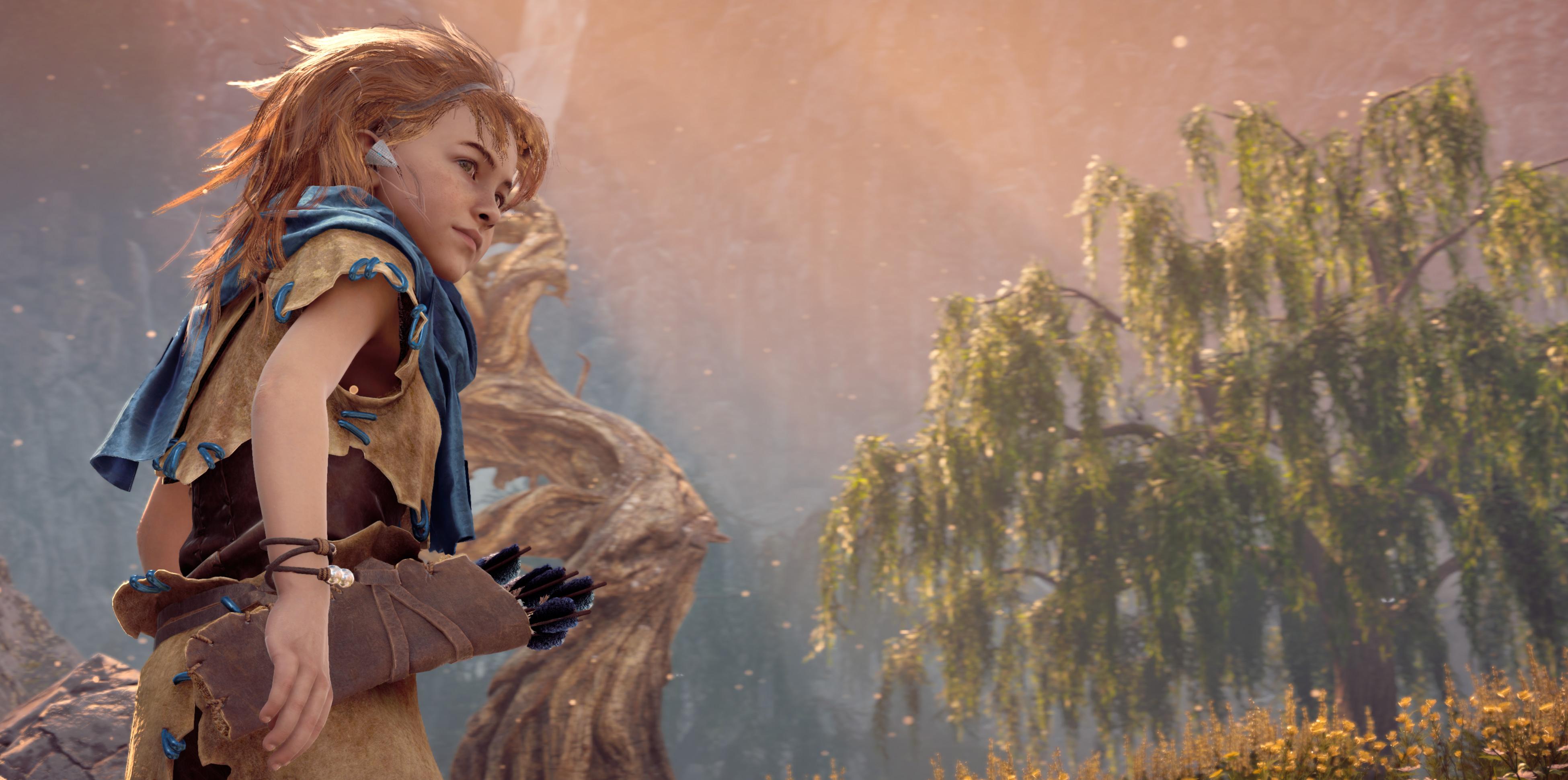Horizon Zero Dawn Video Game 4k, HD Games, 4k Wallpapers ...