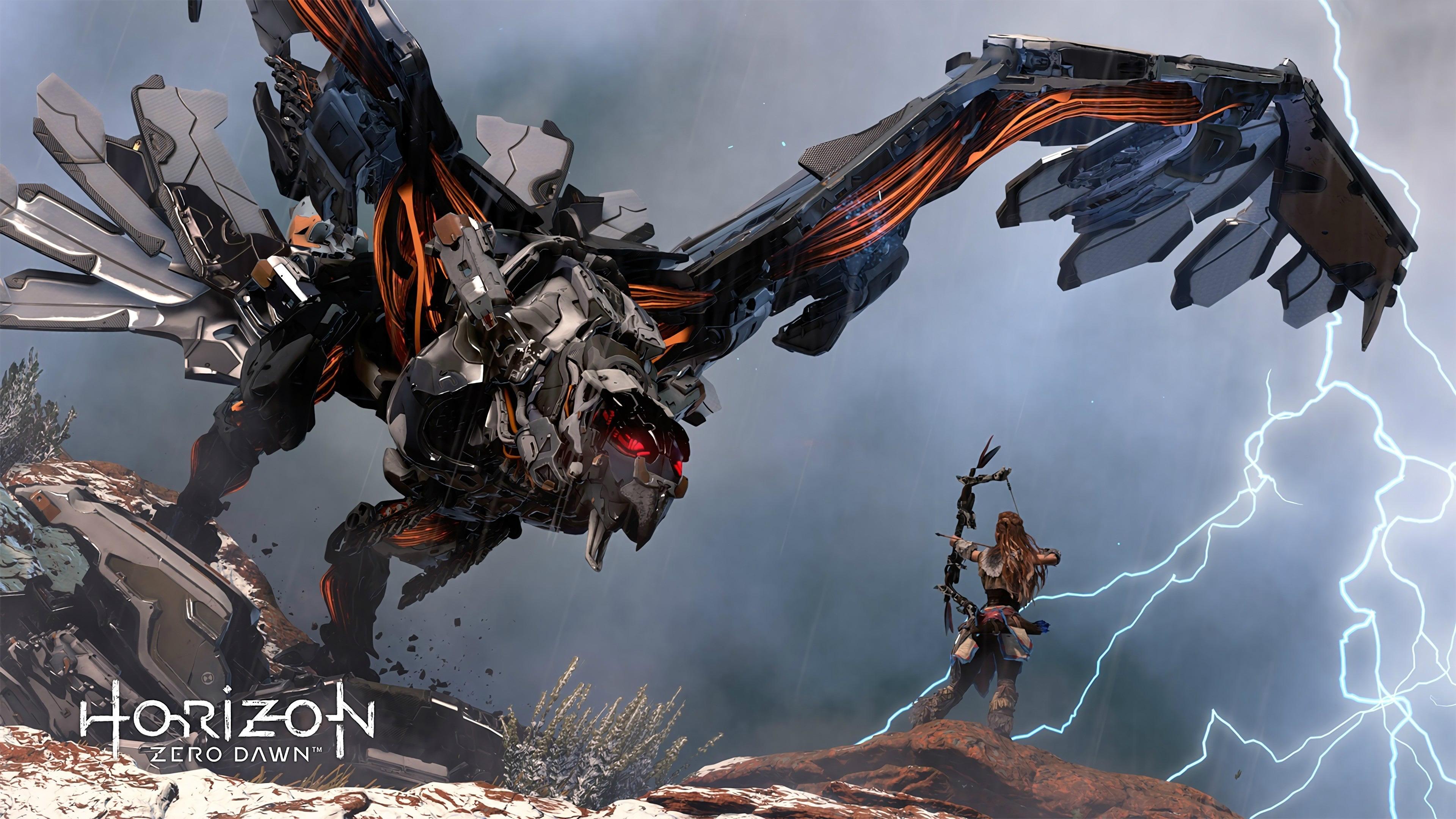 Horizon Zero Dawn Video Game Hd Games 4k Wallpapers