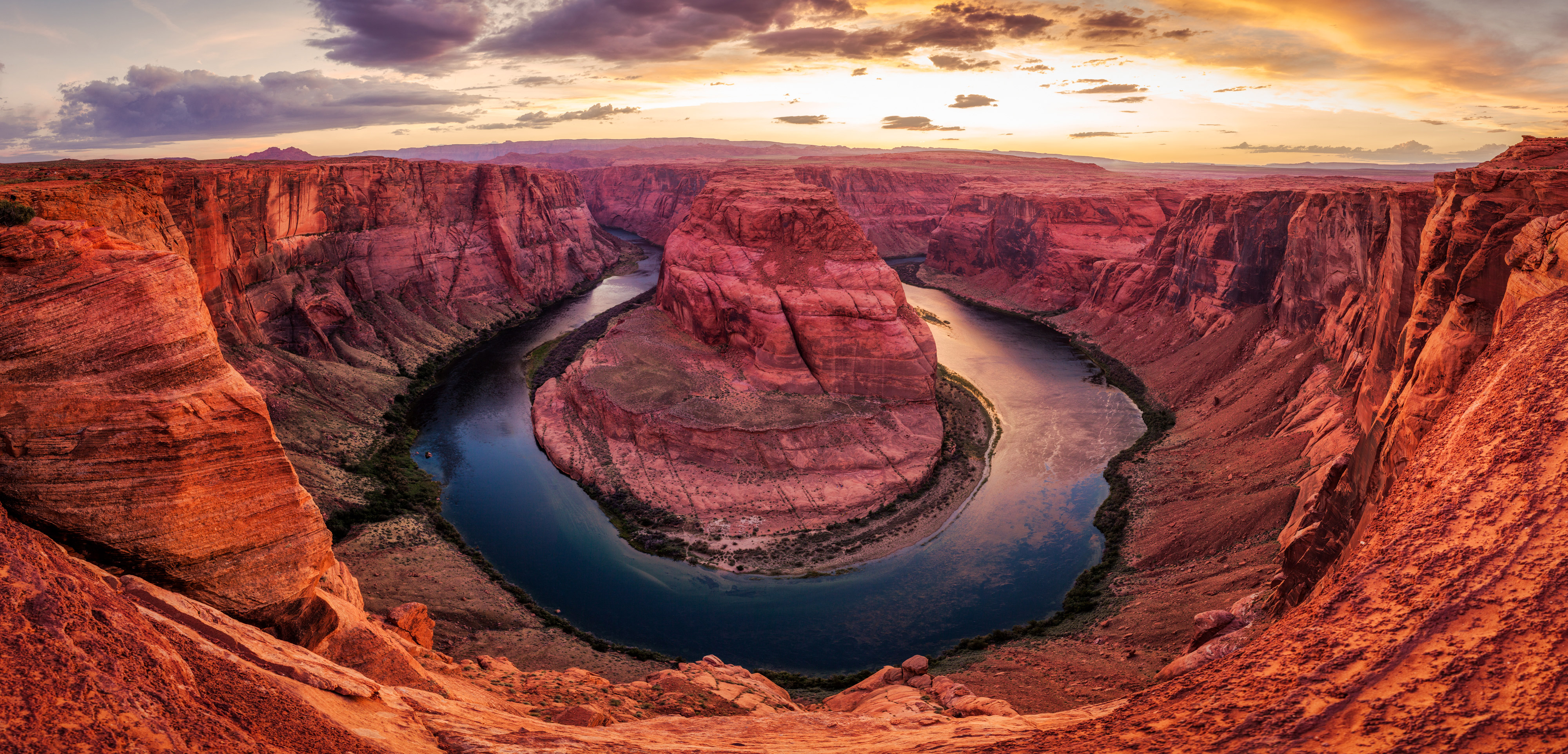 Horseshoe bend hd - photo#13