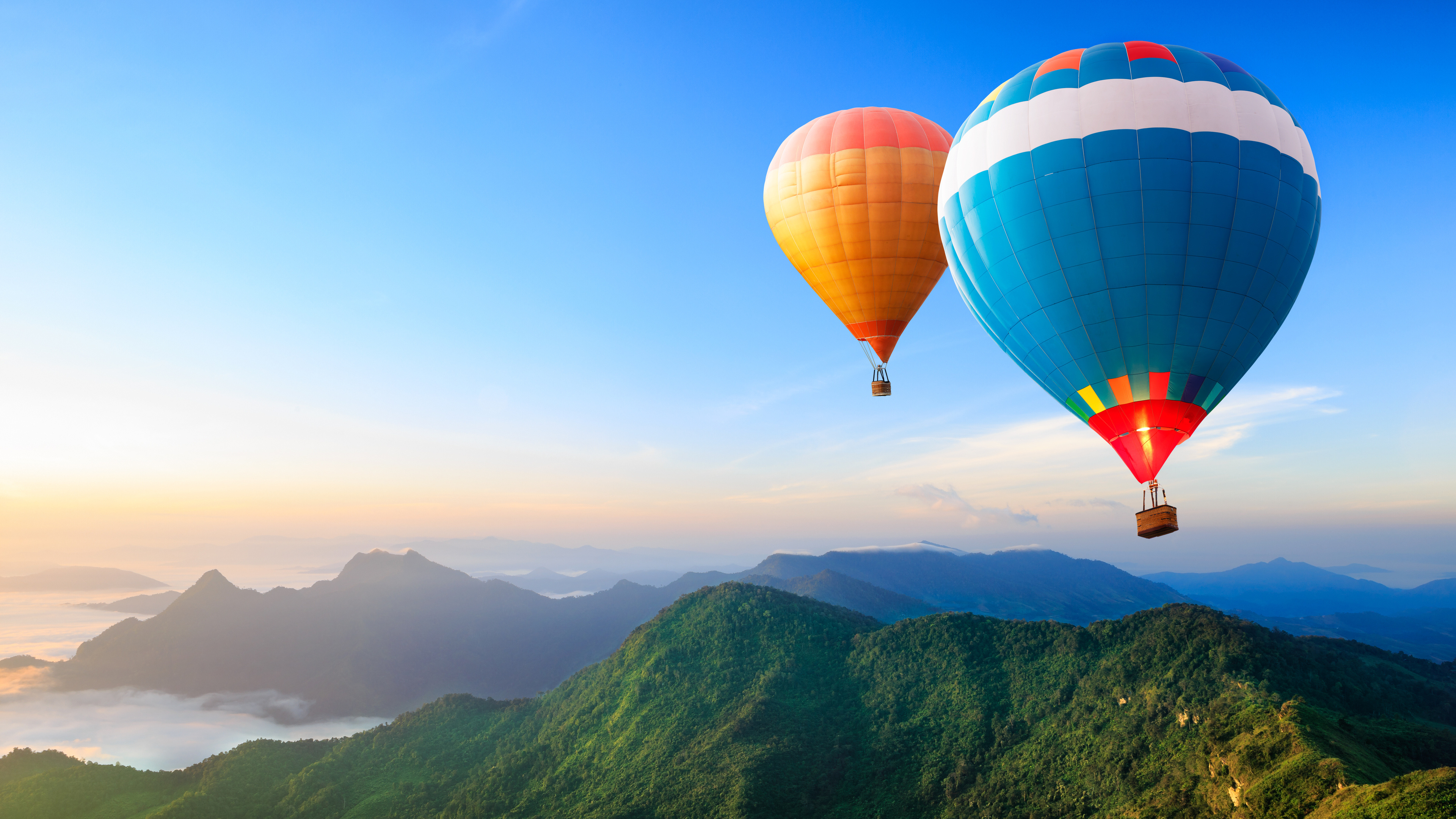 Hot Air Balloon 4k, HD Nature, 4k Wallpapers, Images ...