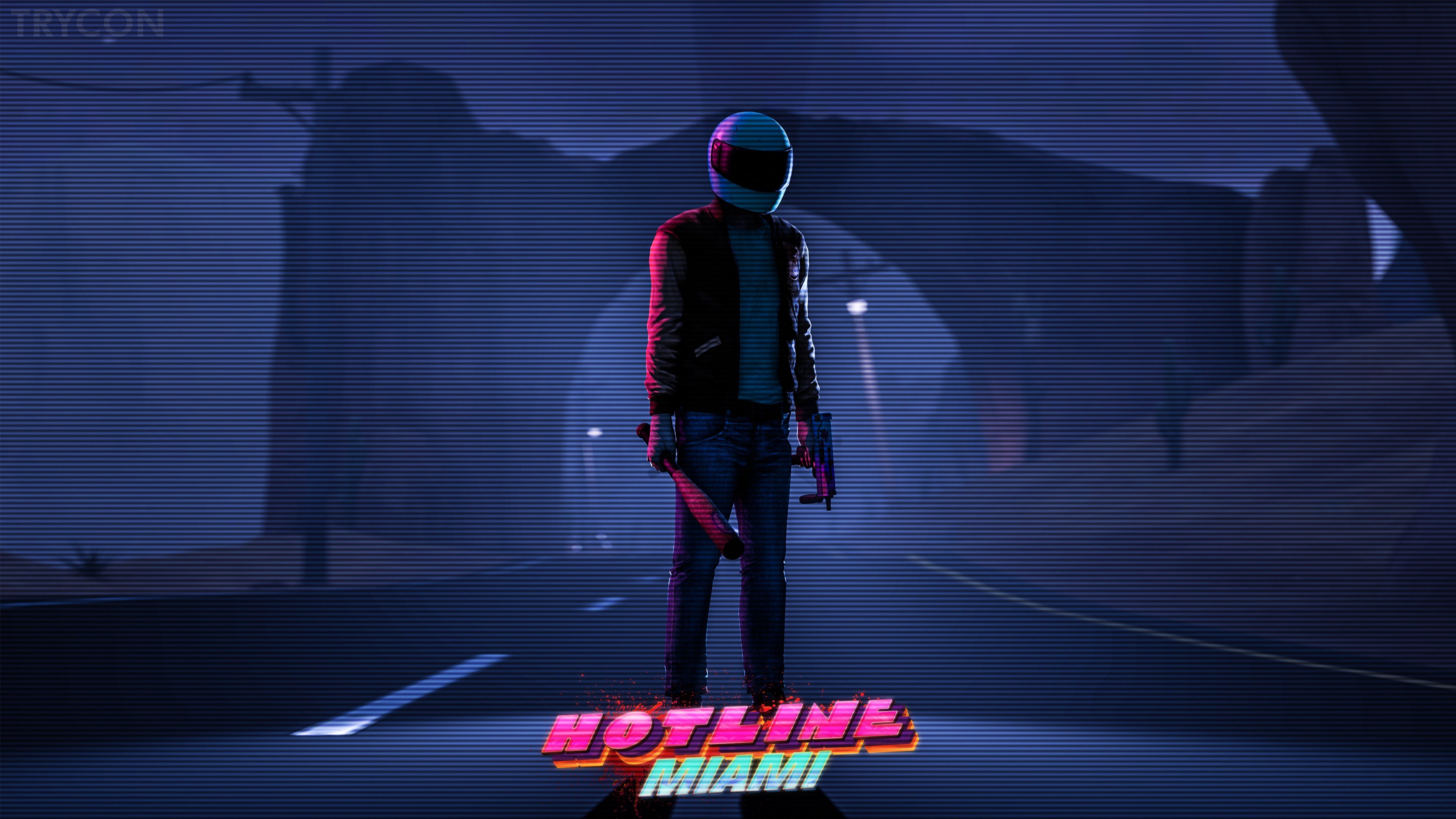 Hotline Miami, HD Games, 4k Wallpapers, Images