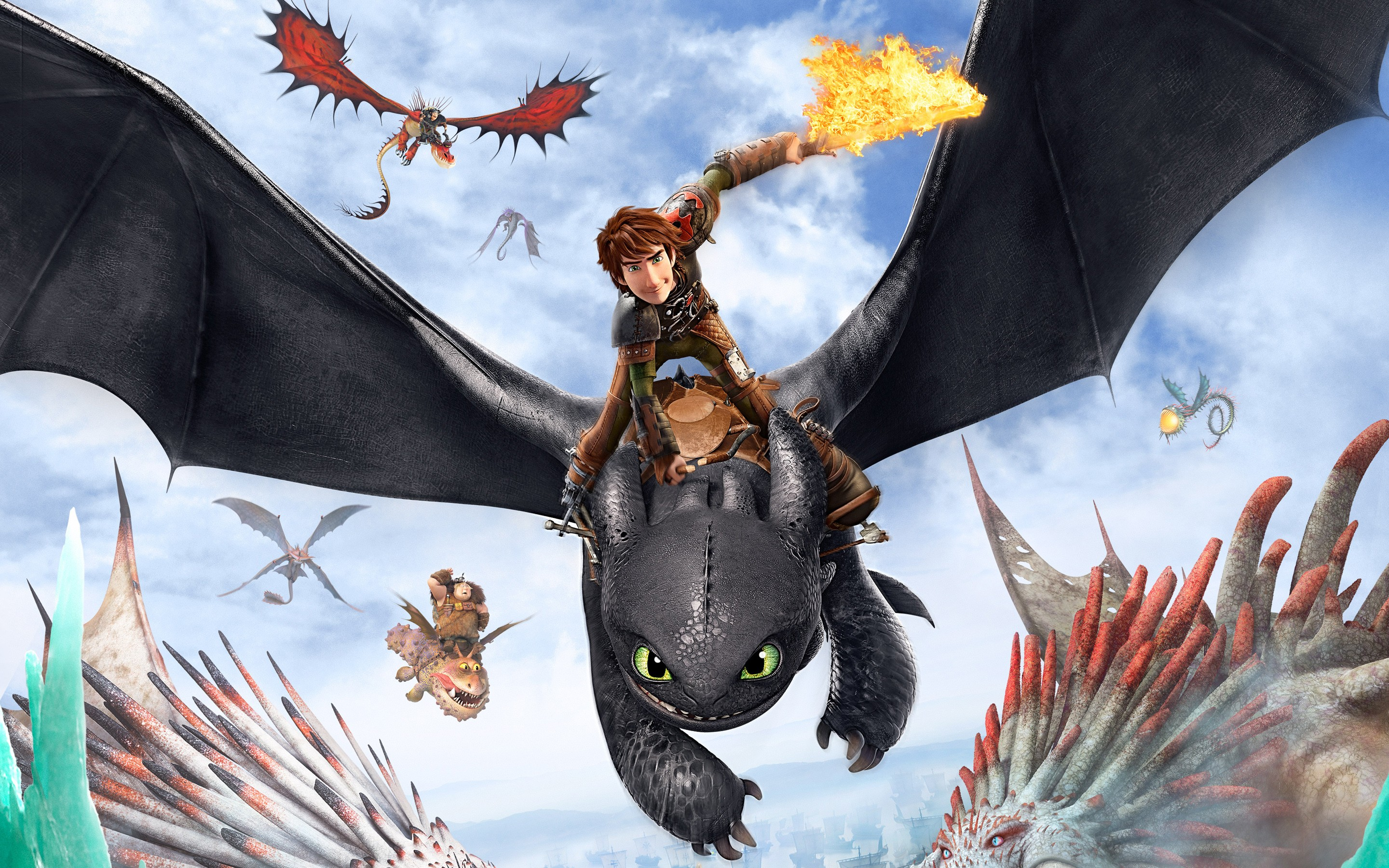 How To Train Your Dragon 2 Hd Movies 4k Wallpapers Images