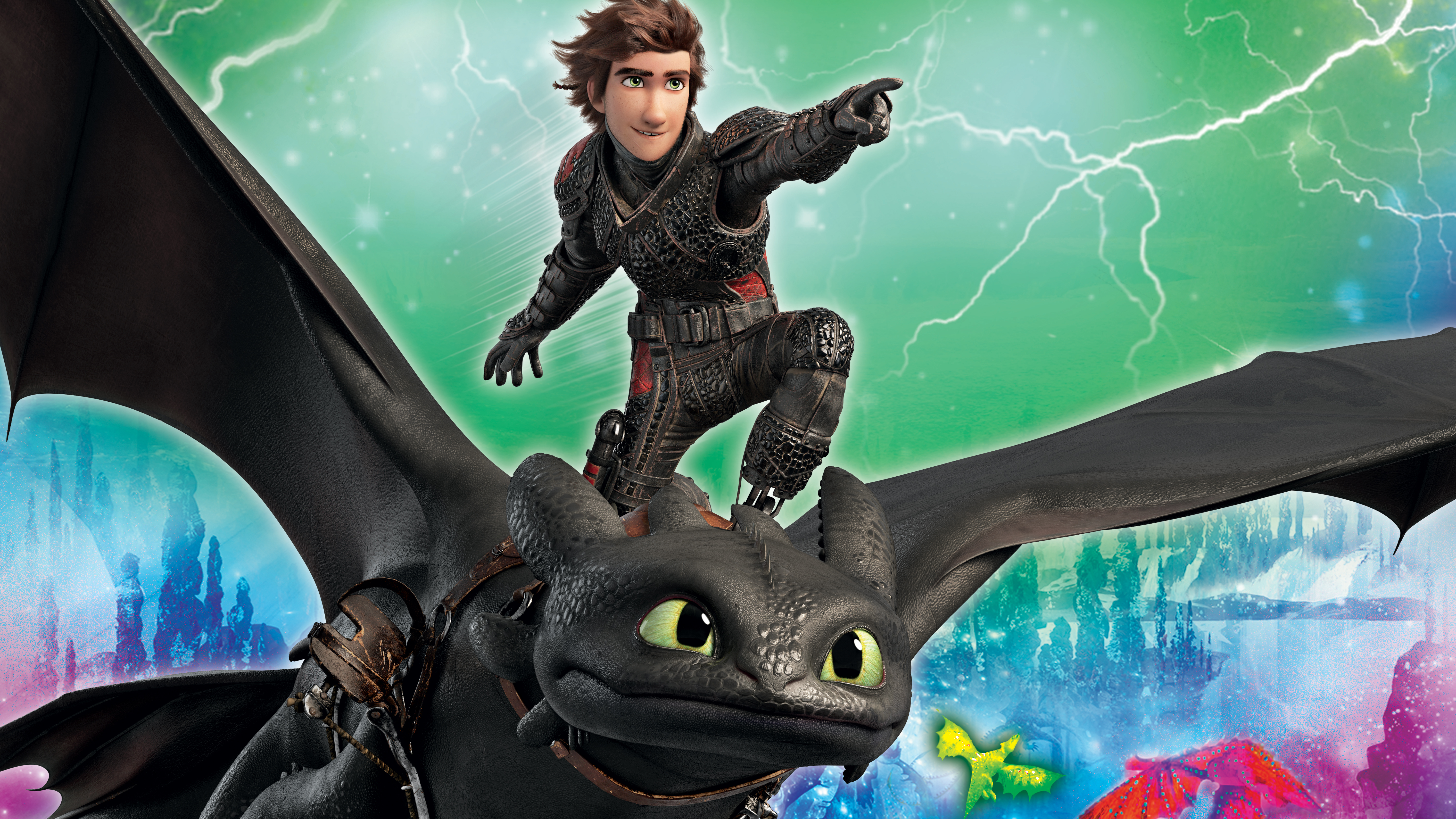 How To Train Your Dragon 5k, HD Movies, 4k Wallpapers ...