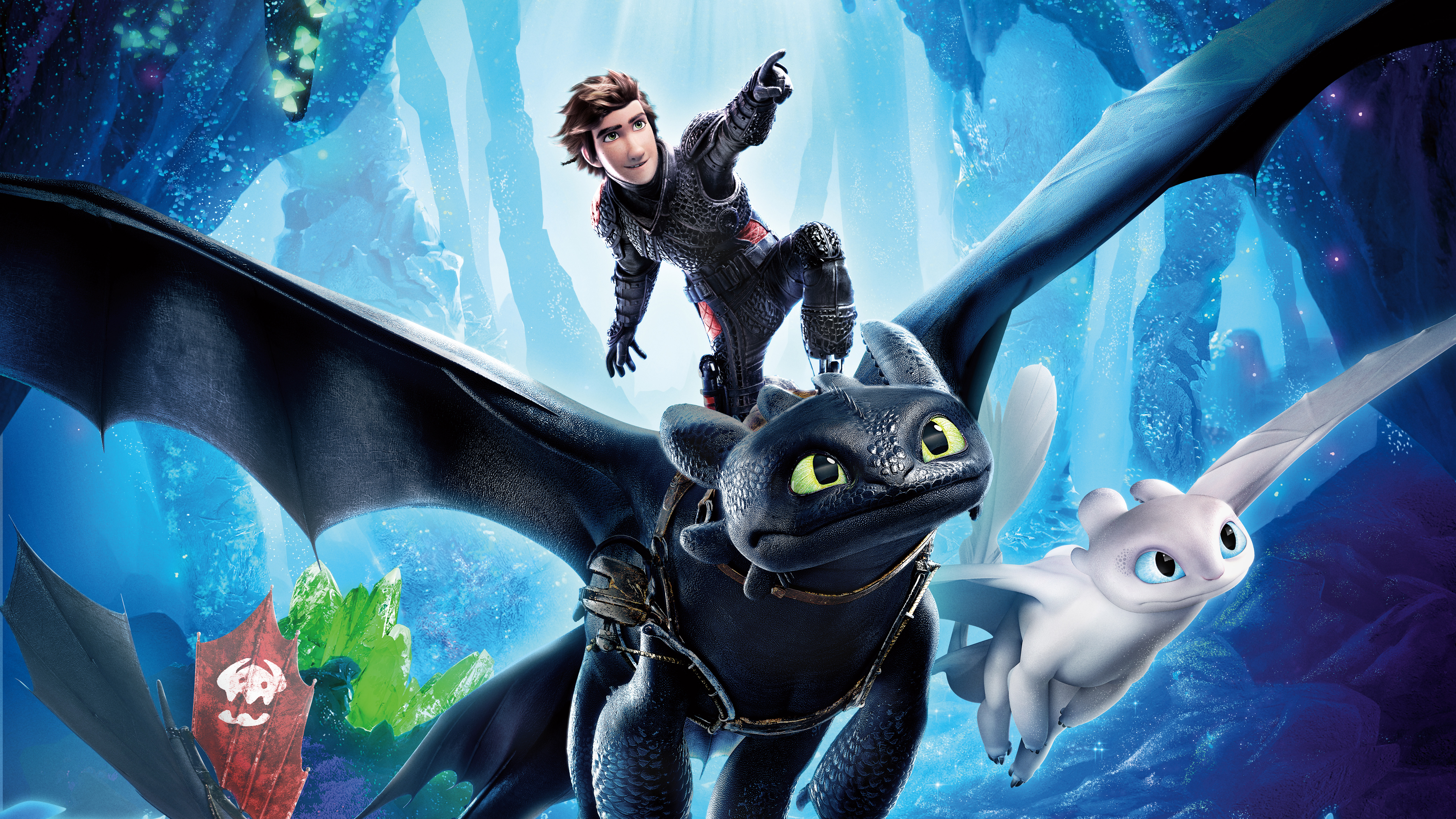 How To Train Your Dragon The Hidden World 5k Hd Movies 4k