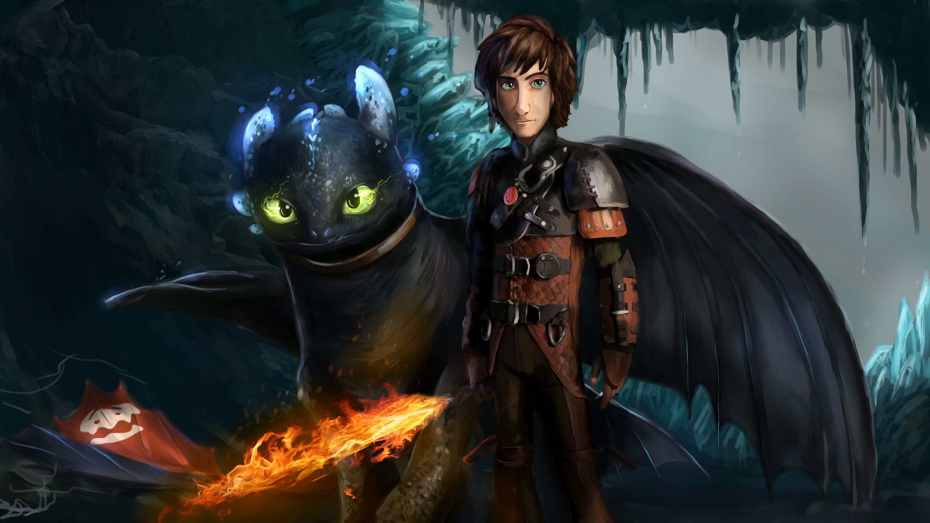 240x320 How To Train Your Dragon The Hidden World Art Nokia