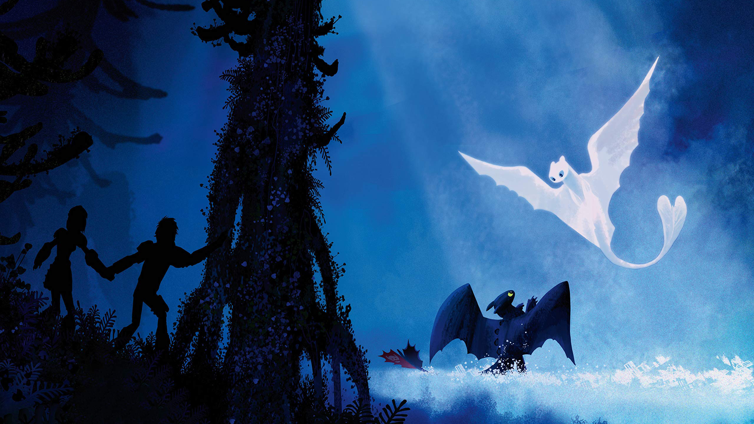 2560x1440 How To Train Your Dragon The Hidden World Poster